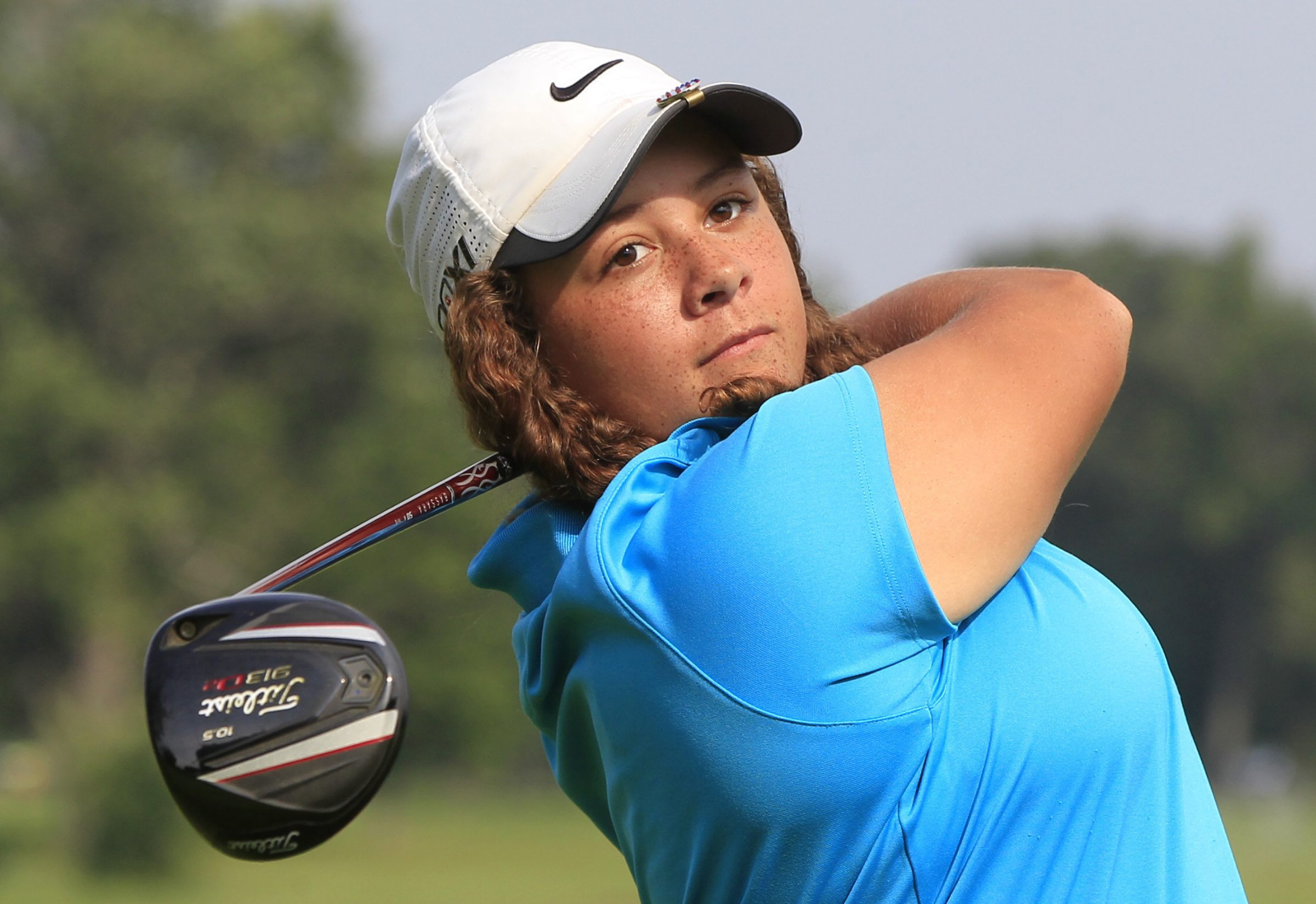 Sarah Godfrey-Singleton will be at the New York State tournament this weekend and competed in last week's Women's Porter Cup.