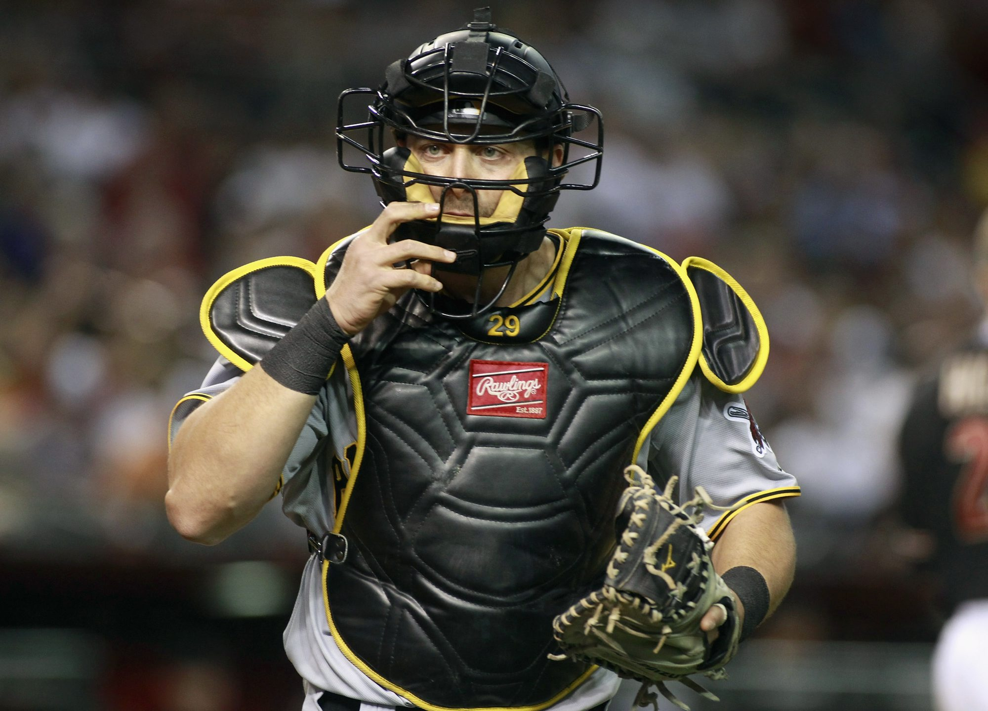 Pittsburgh Pirates catcher Francisco Cervelli has taken advantage of his opportunity to play every day.