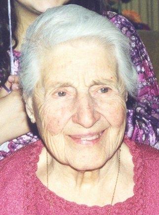 Vincenza Balassone Colucci was born in 1903.