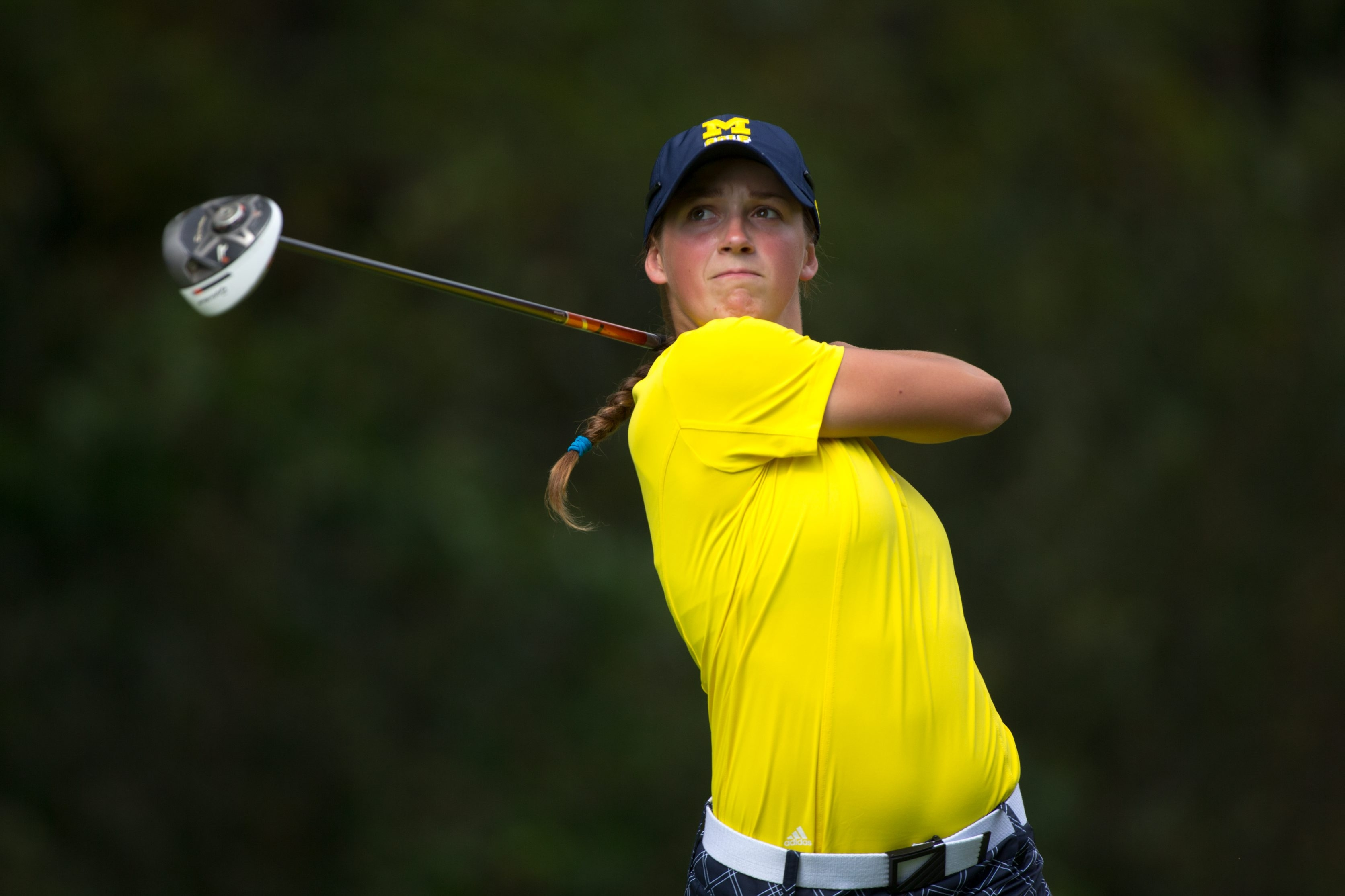 Cat Peters, who just finished her junior year at Michigan, will get a taste of the LPGA Tour after qualifying for the Meijer LPGA Classic.