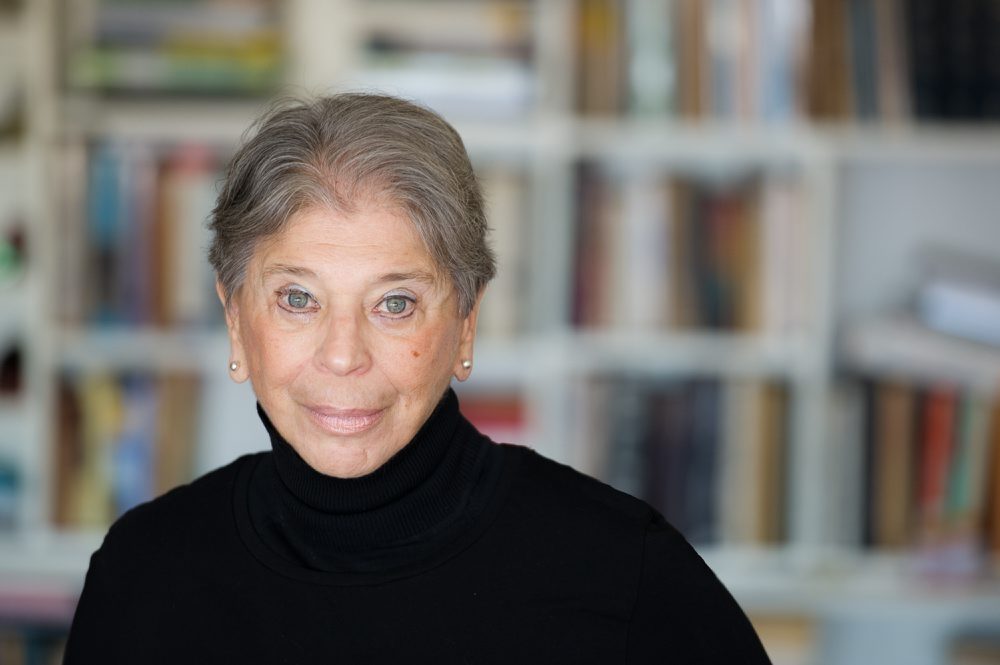 """Vivian Gornick, now 80, calls herself """"a writer of first-person nonfiction."""""""