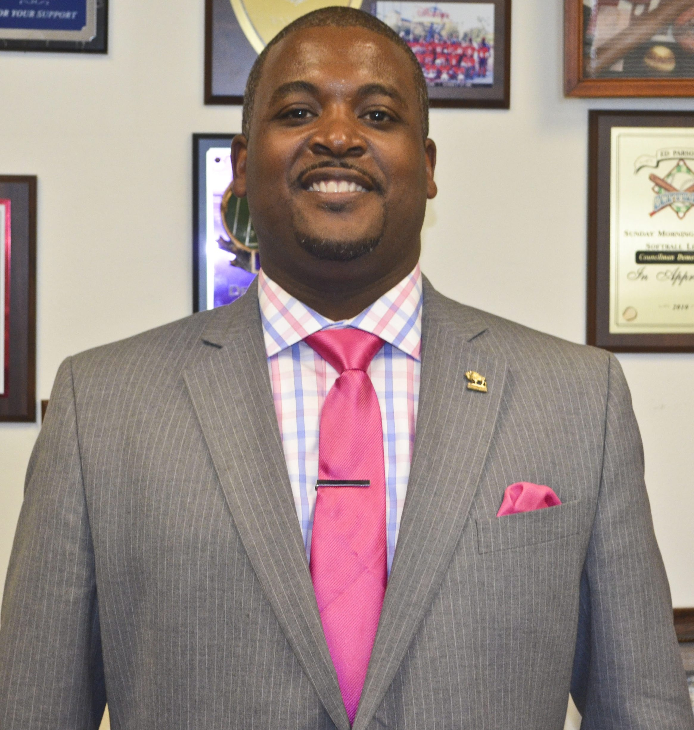 Demone A. Smith, who rep- resented Masten District on Council, to lead city Employ- ment & Training Center.