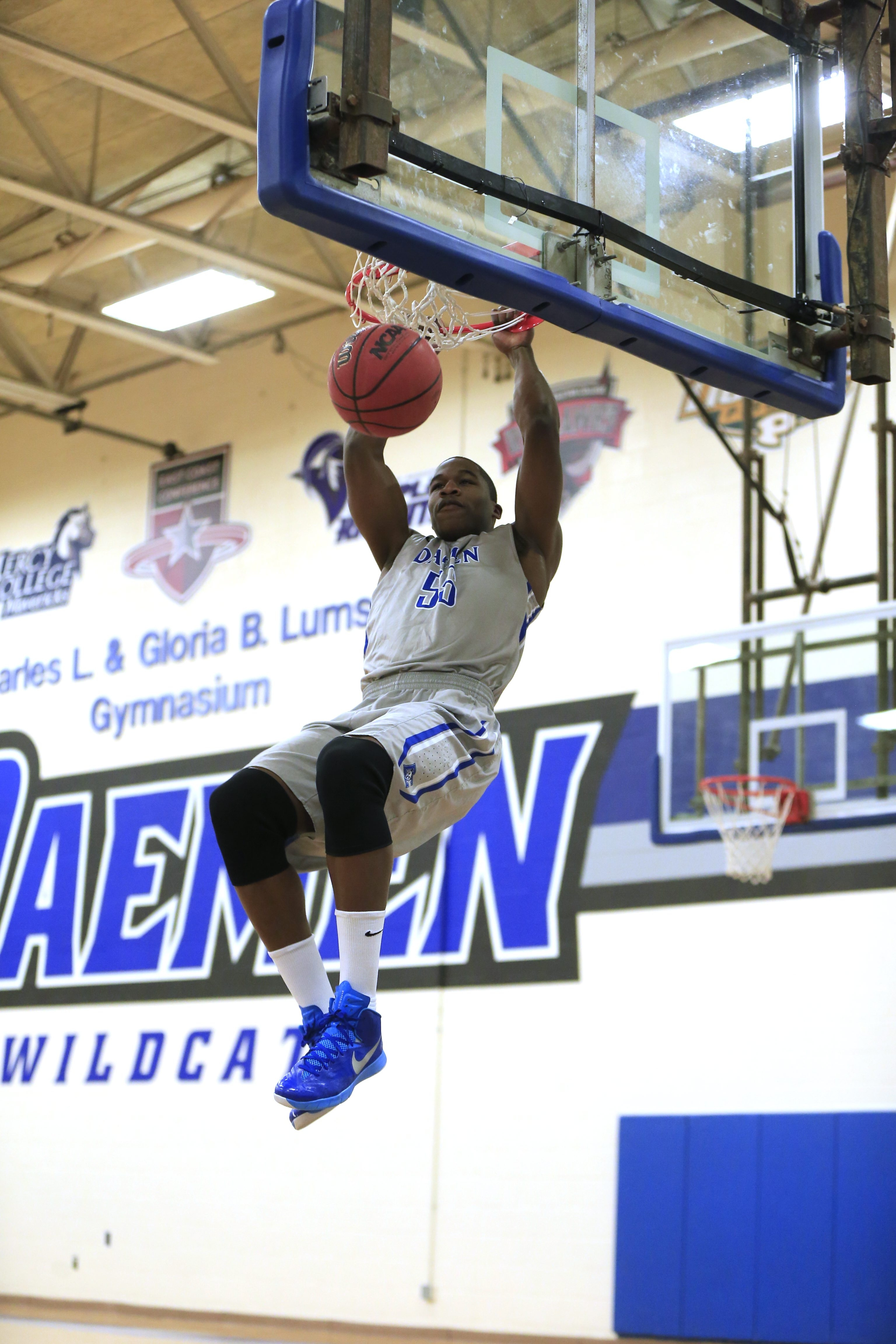 Daemen's Gerald Beverly is not expecting to be a NBA draft pick but could get a camp invite.
