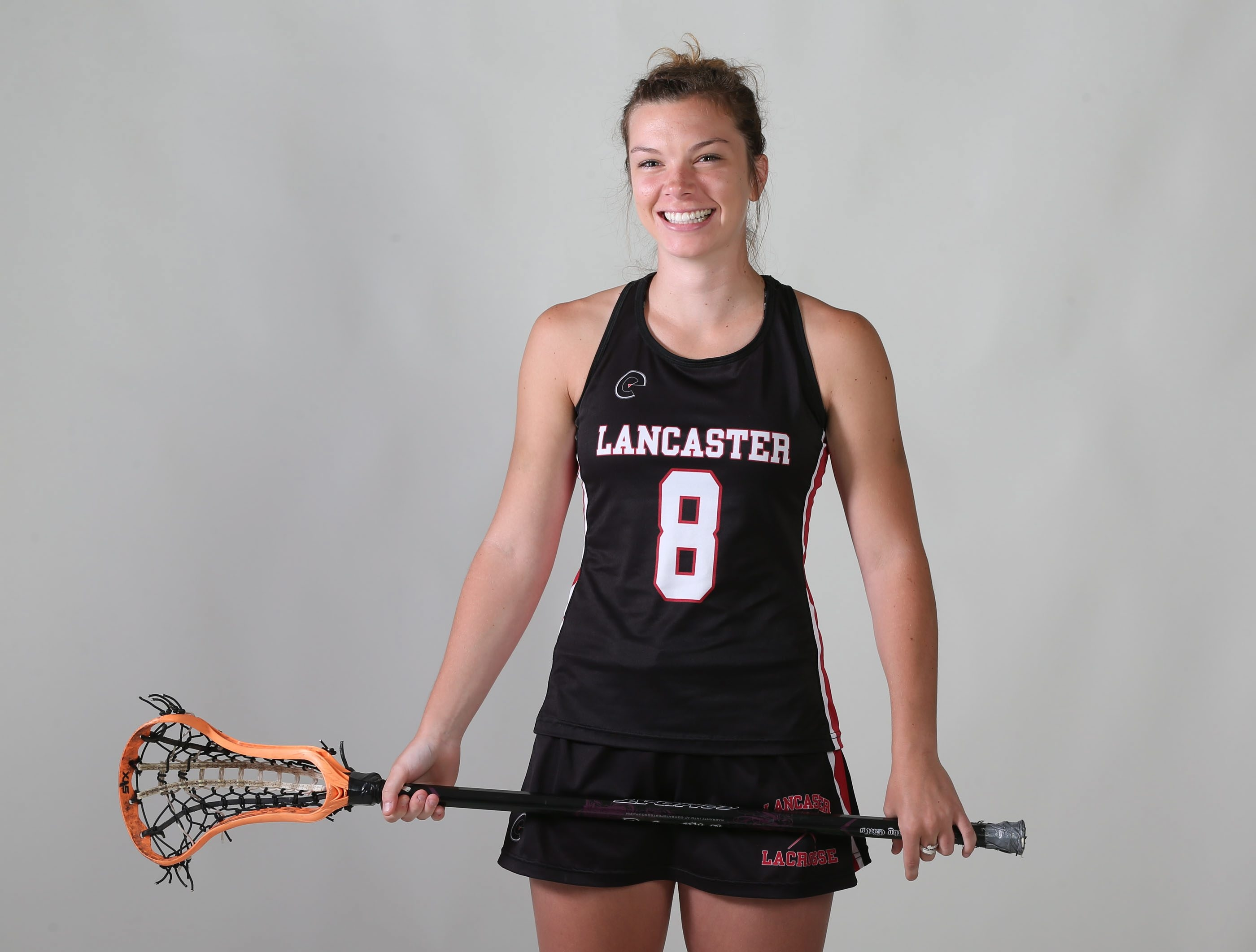 Grace Gabriel of Lancaster was this year's top girls lacrosse player by consensus.