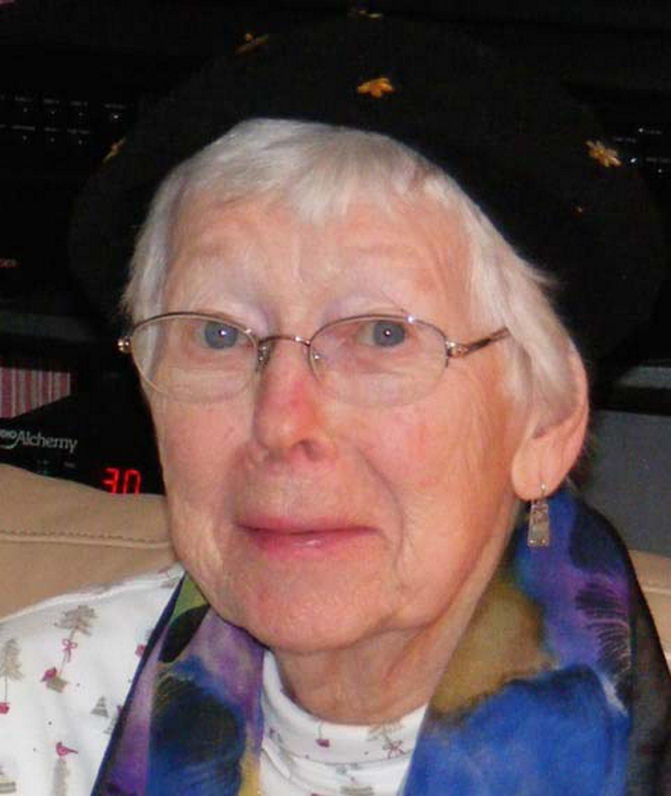 Ruth Sykes Brady