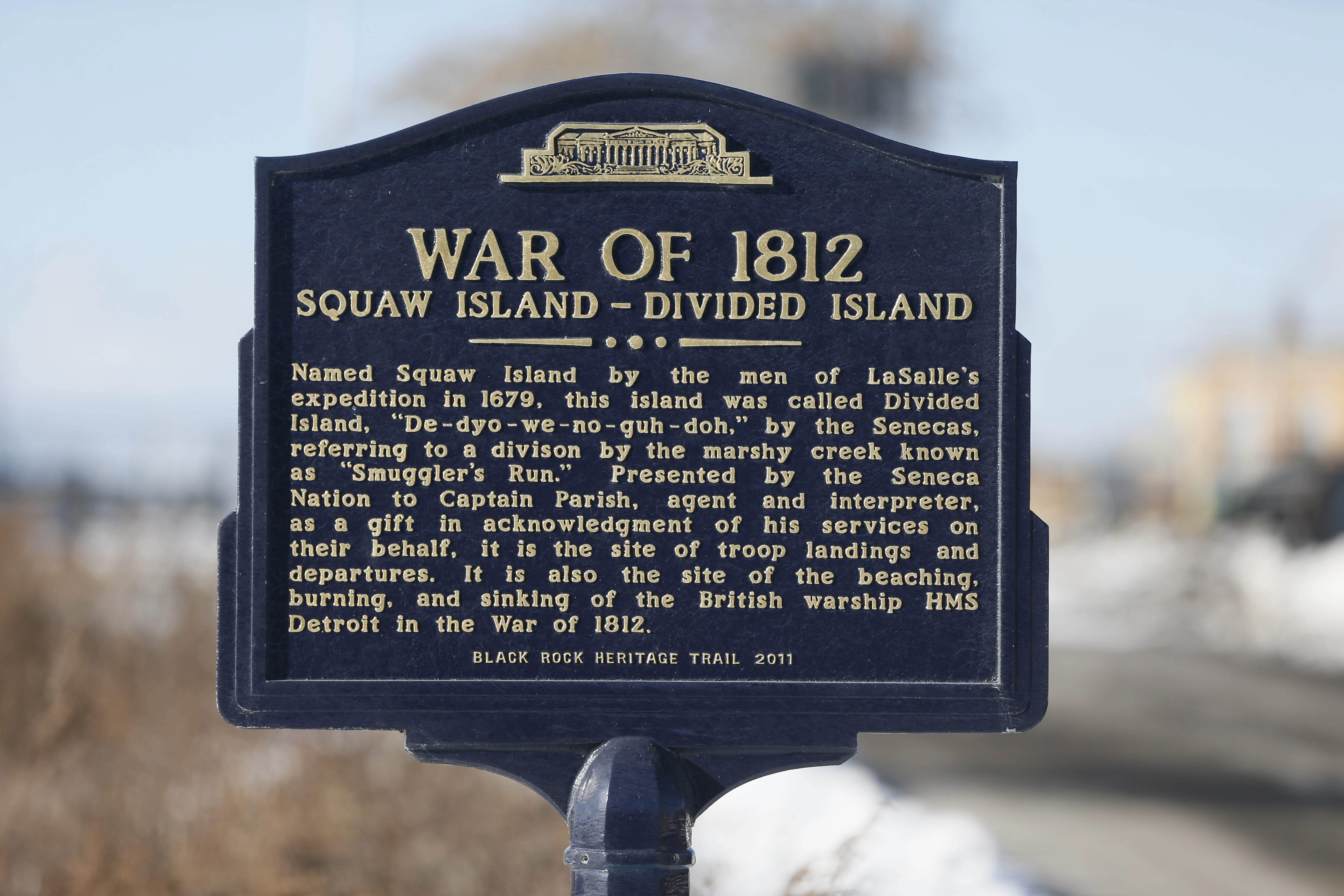 """Due to widespread sentiment that the name Squaw Island is racist and sexist, the Common Council plans to rename the 60-acre park """"Ga'nigo:i:yoh,"""" which translates to """"one mind, unity."""""""