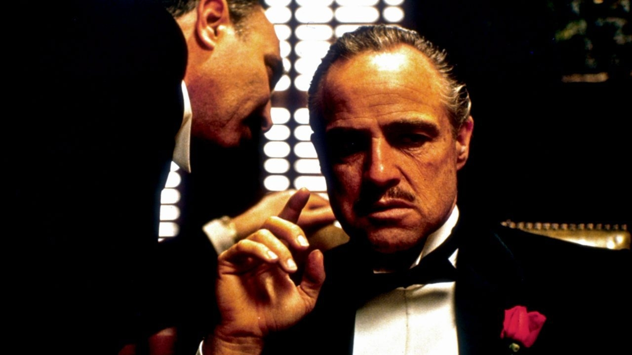 "Marlon Brando won the Oscar for playing Vito Corleone in ""The Godfather."""
