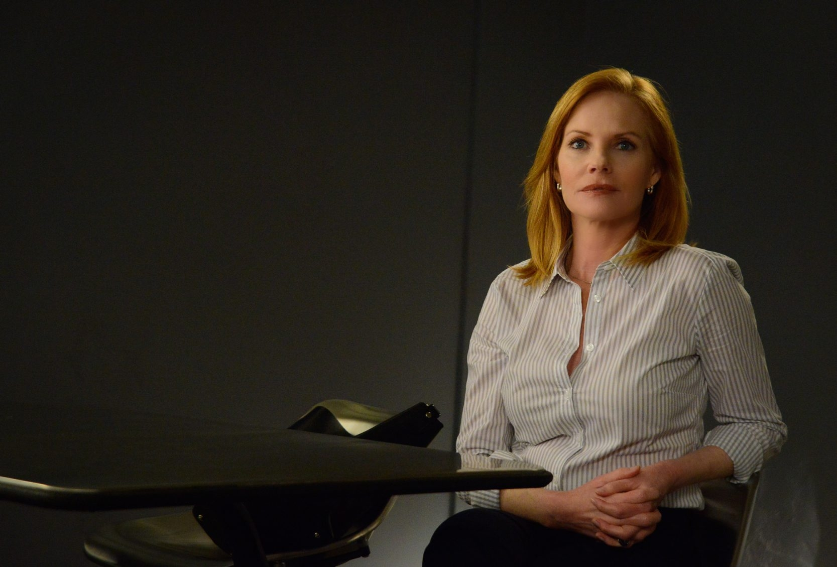 """Marg Helgenberger joins the cast of the CBS sci-fi drama """"Under the Dome."""""""
