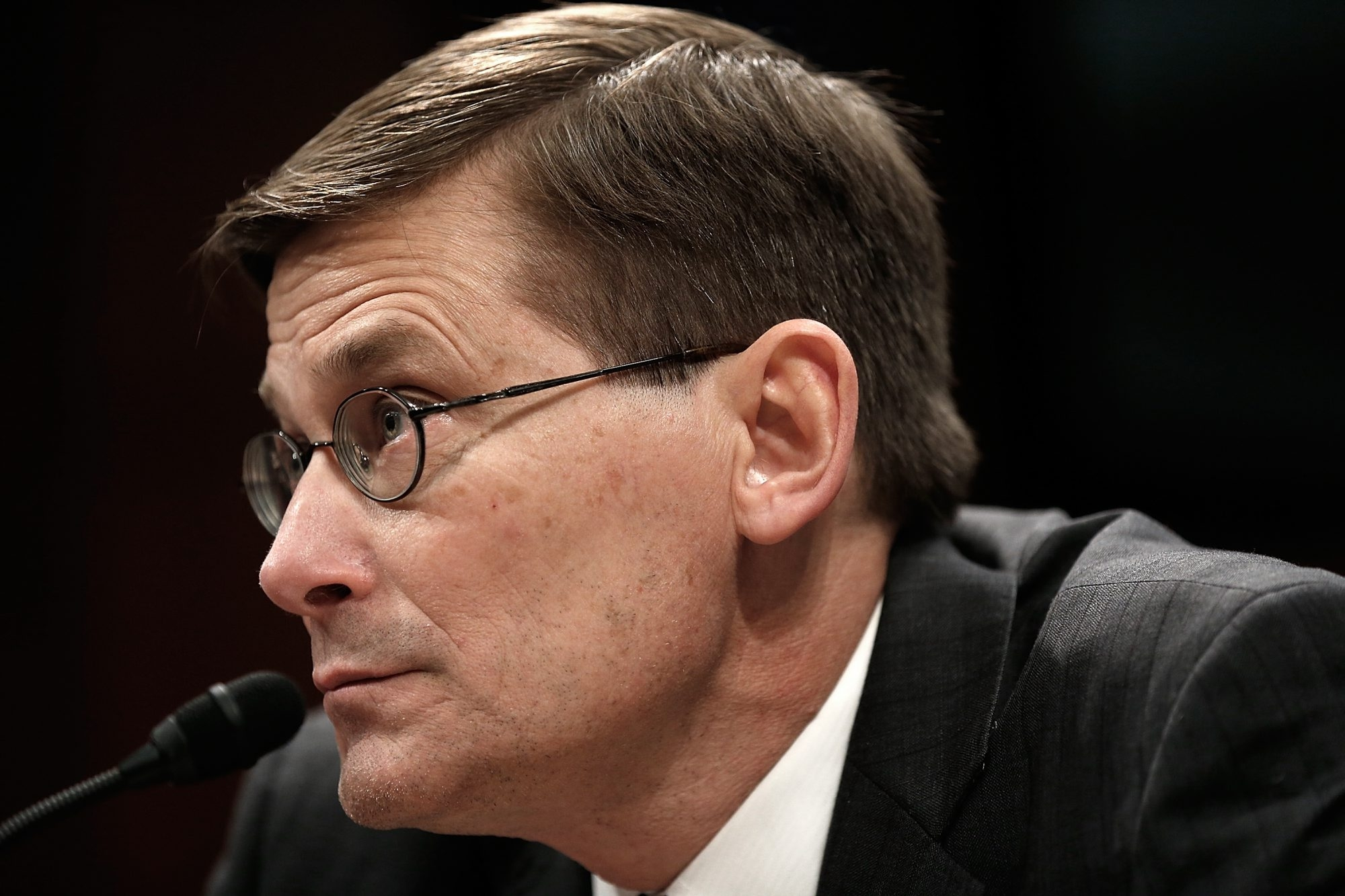 Retired Deputy CIA Director Michael Morell won't reveal who asked him to write this book.