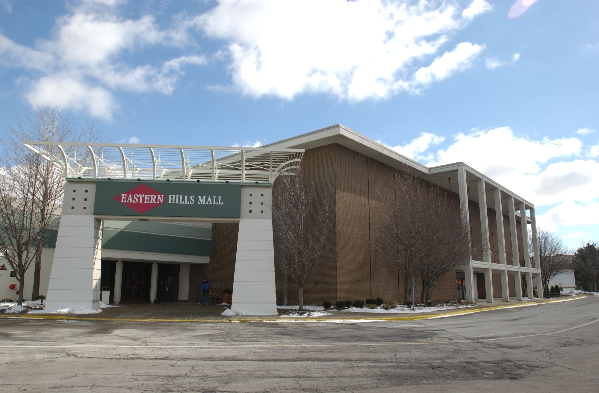 The Eastern Hills Mall in Clarence is in talks with Latitude 360, a Florida-based entertainment complex that has been likened to a Chuck E. Cheese's for adults.