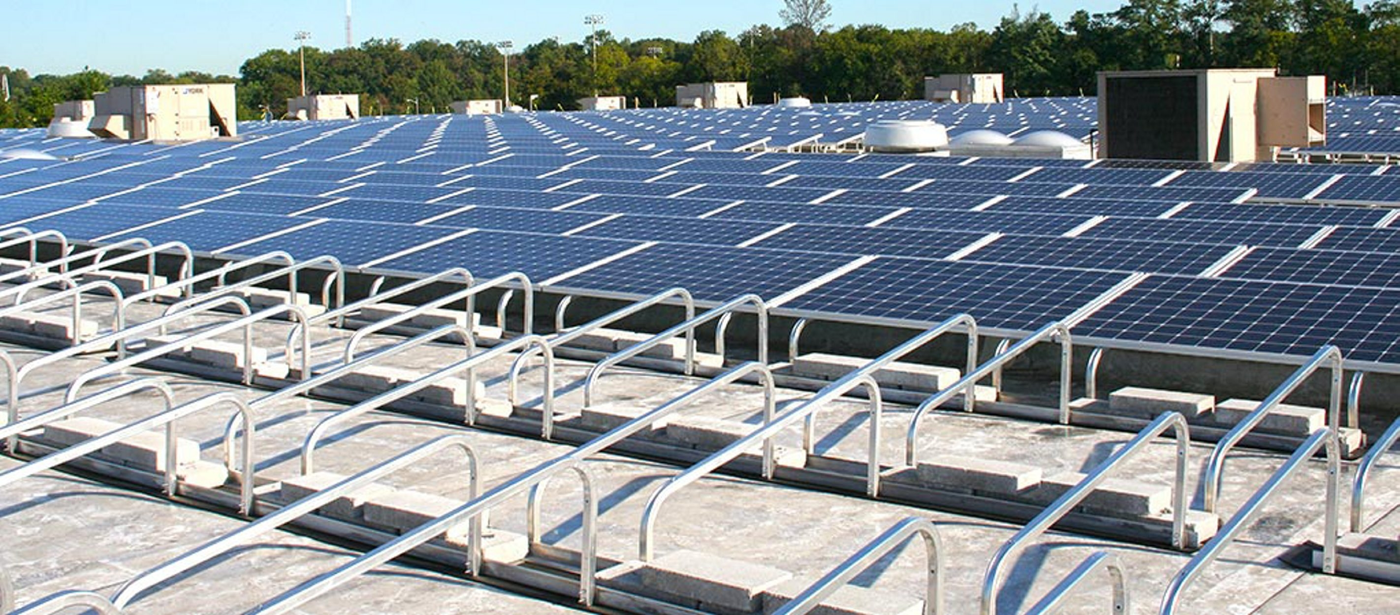 """RBI Solar of Cincinnati manufactures racking systems for mounting solar panels to roofs. RBI has a 5.5 percent share of that market.    """"Acquiring RBI is an important step in the transformation of Gibraltar into a company with a higher rate of growth and best-in-class financial metrics.""""    Gibraltar CEO Frank Heard"""