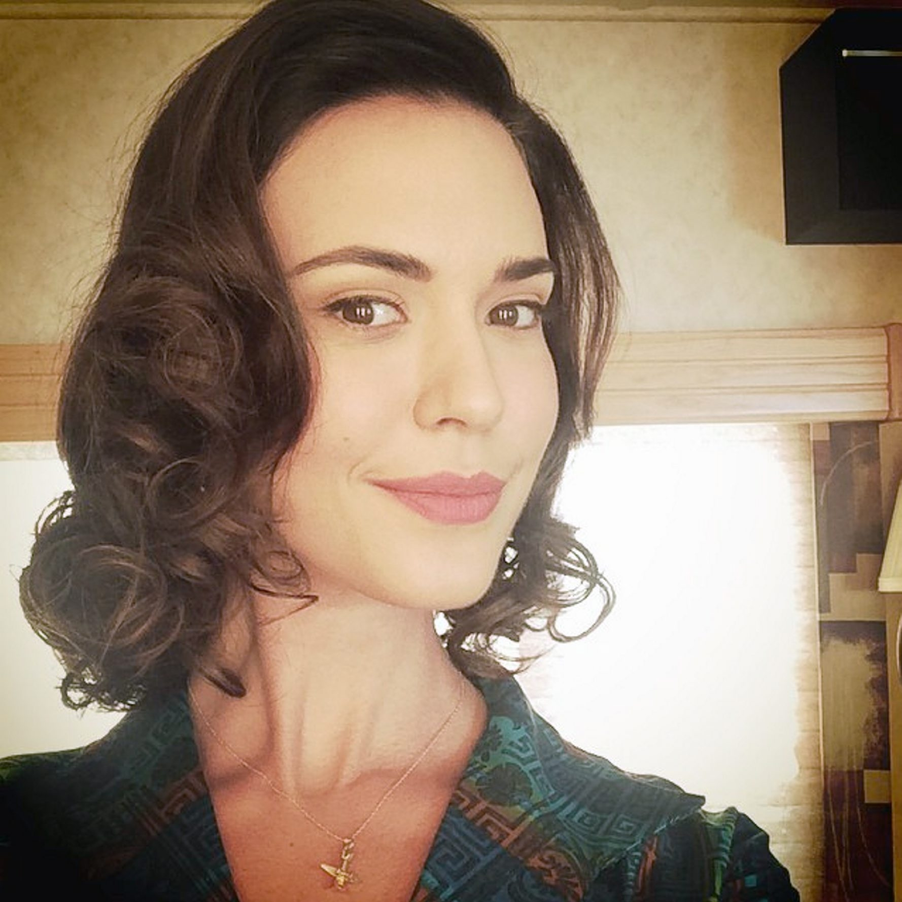 """Odette Annable (""""House"""") stars in ABC's new series """"The Astronaut Wives Club."""""""