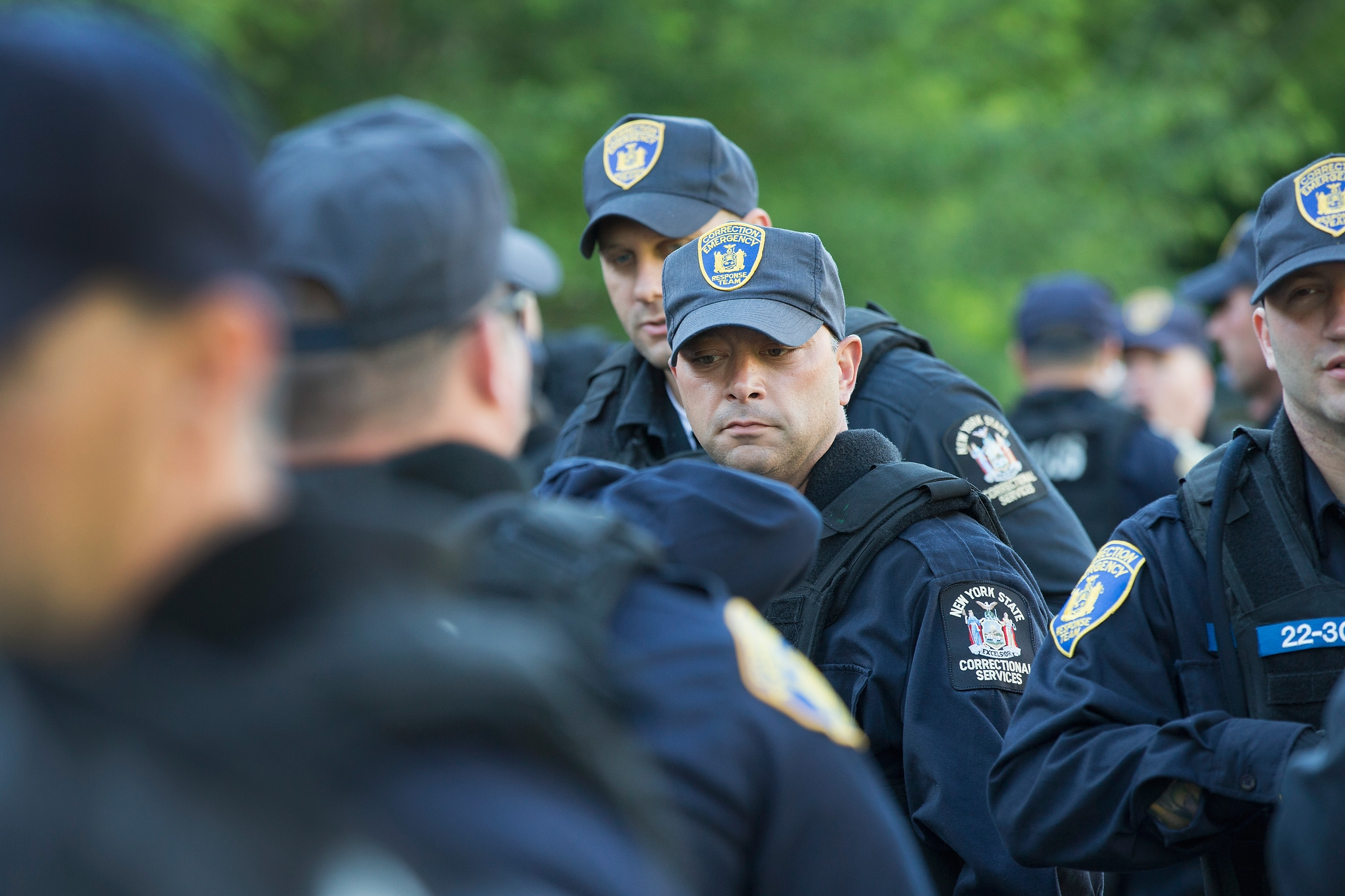 Hundreds of law enforcement personnel, along with members of the media, have converged on the Adirondacks for the manhunt, and they all have needed a place to stay.