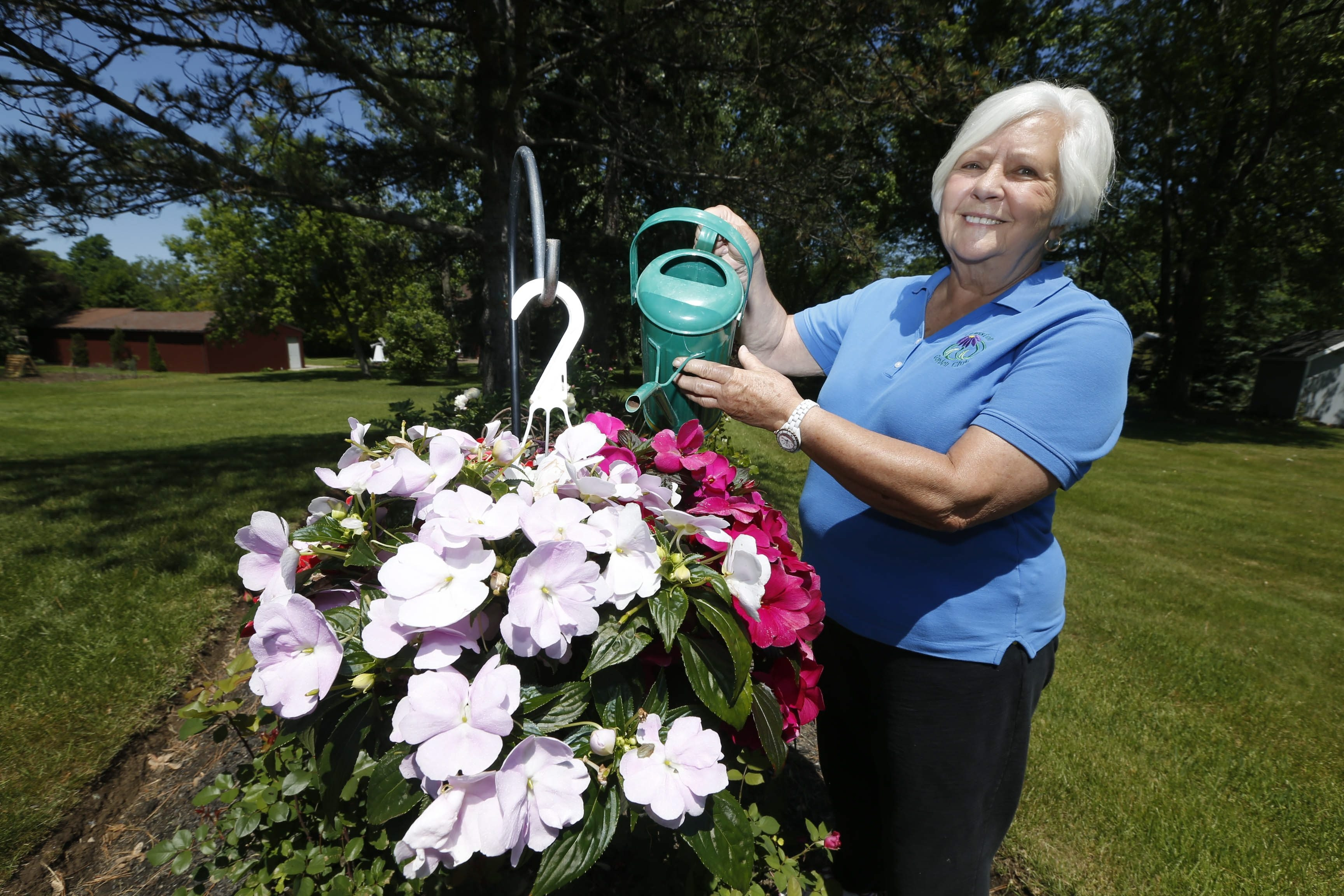 "The Lewiston GardenFest ""is a way of showcasing our community,"" says Barbara Landree, who will be chairing the event again this year. ""It's a labor of love for all of us."""