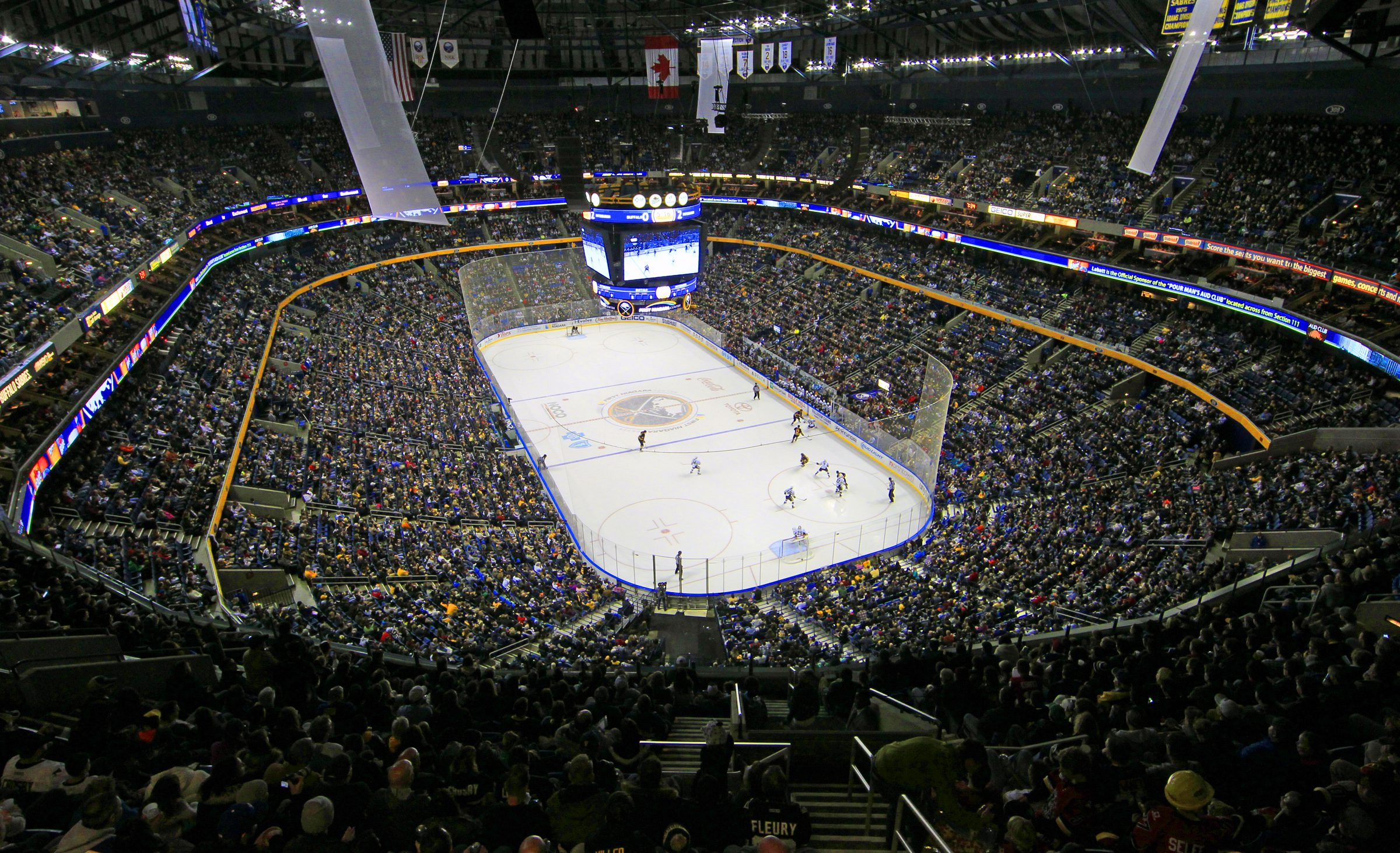 The fans won't have to wait long to see the 2015-16 edition of the Sabres, as Buffalo plays its first three games of the season at home.