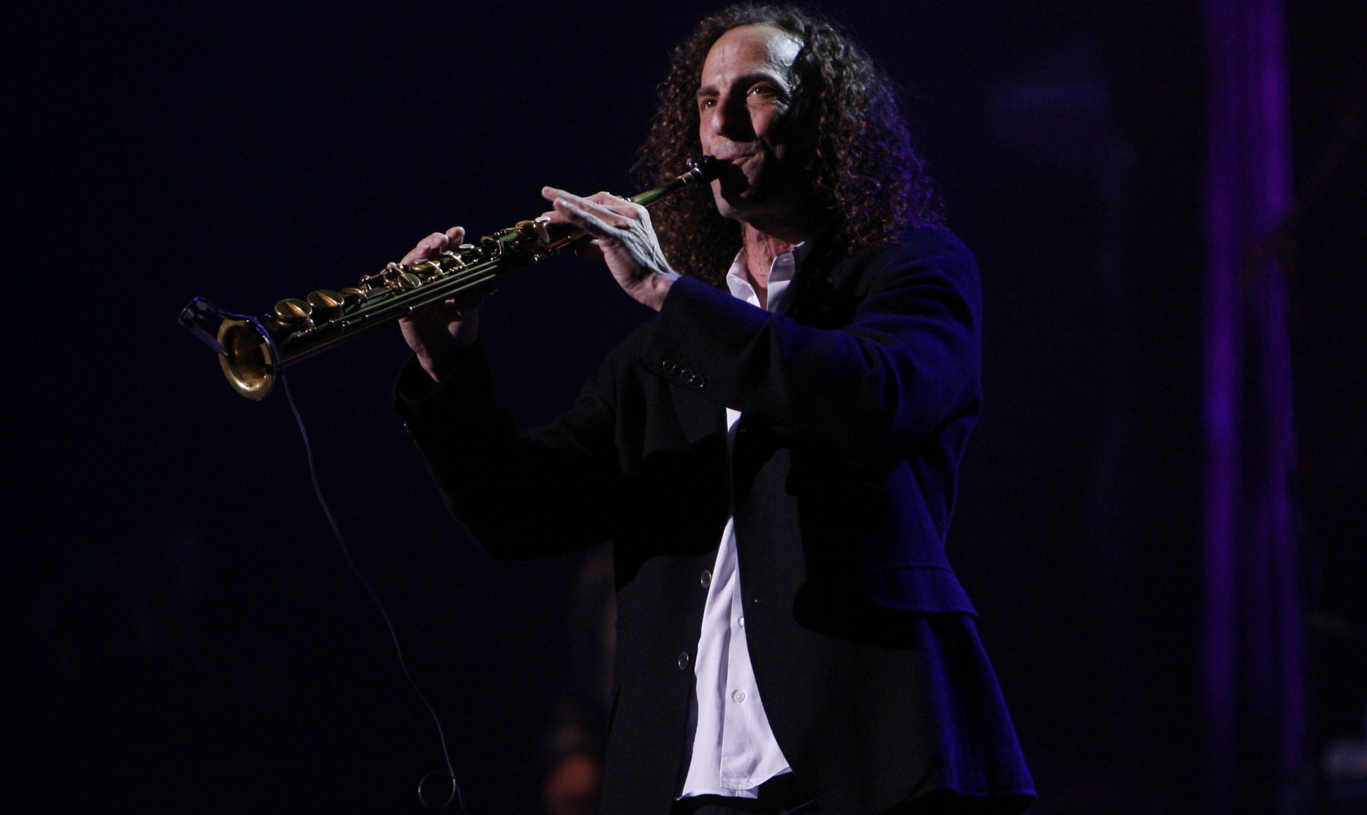 Kenny G has added another show to his stop at Riviera Theatre. (Sharon Cantillon/Buffalo News file photo