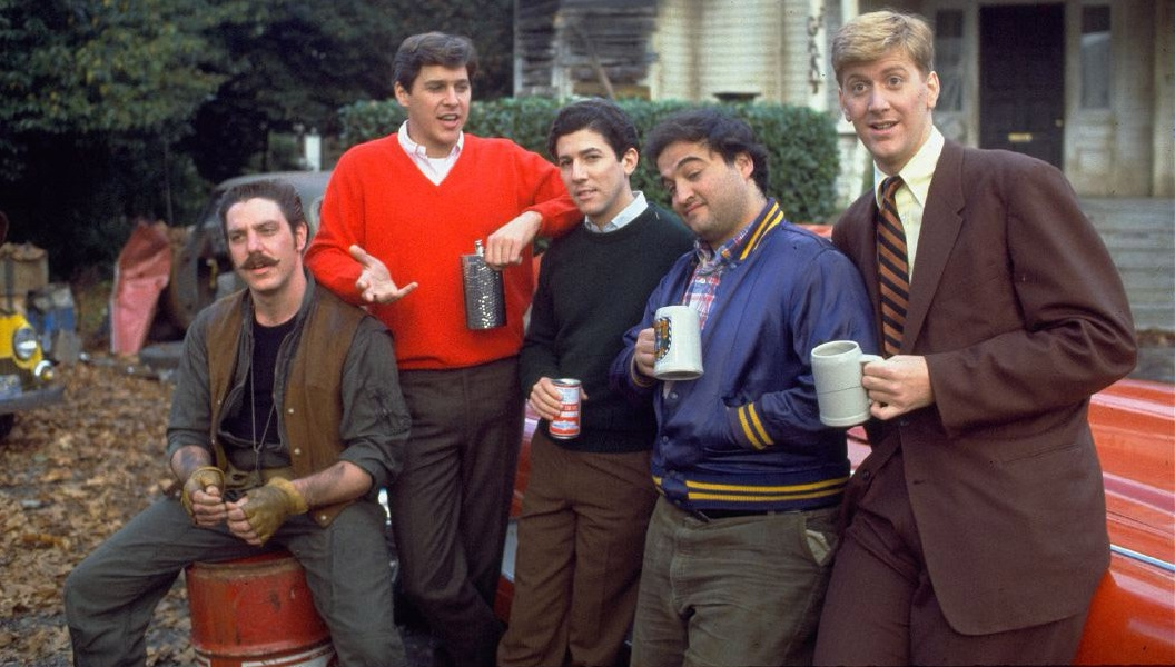 """Animal House"" is one of the movies that Bacchus will feature this summer."