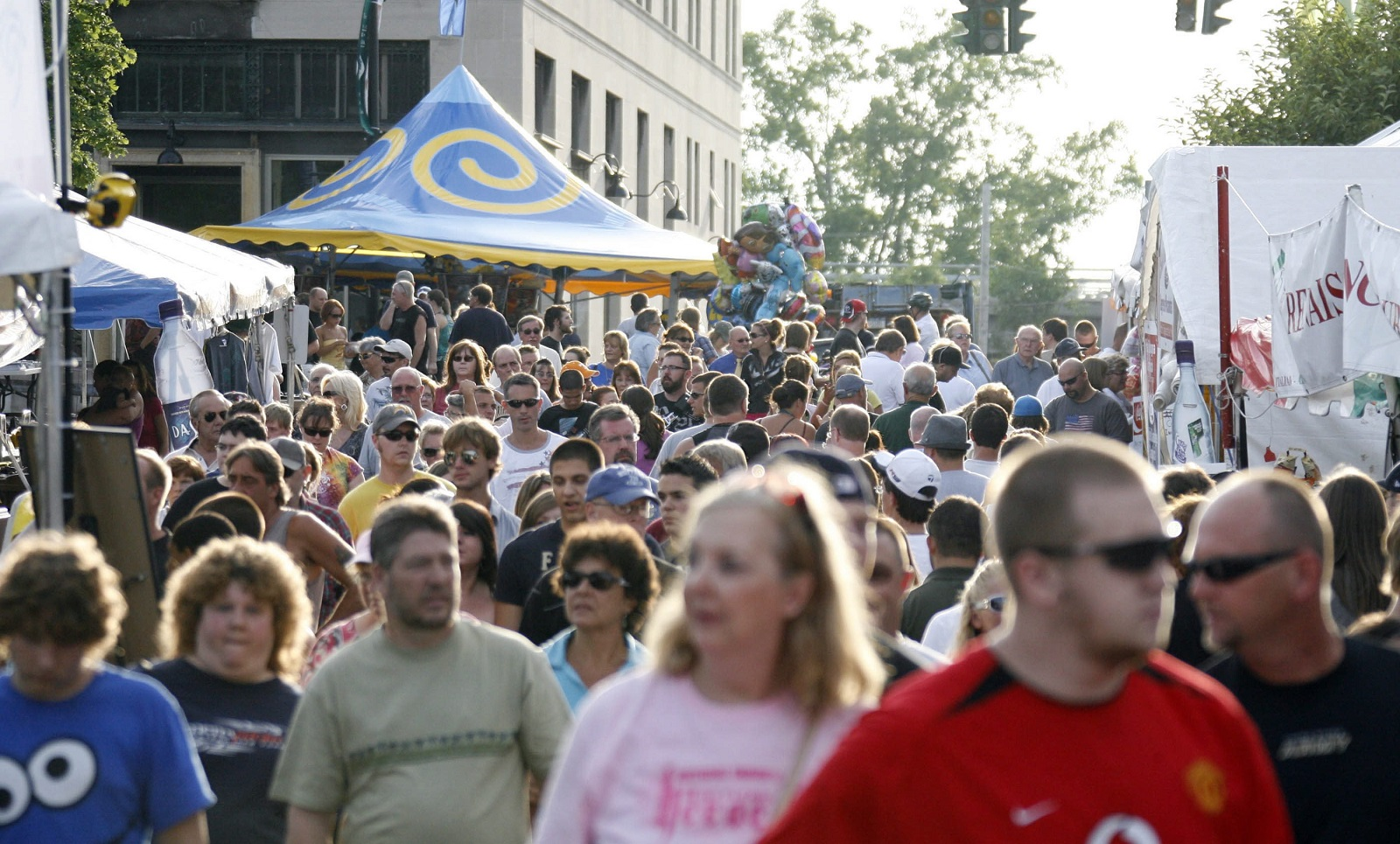 Canal Fest pictured in 2010. (Harry Scull Jr./Buffalo News file photo)