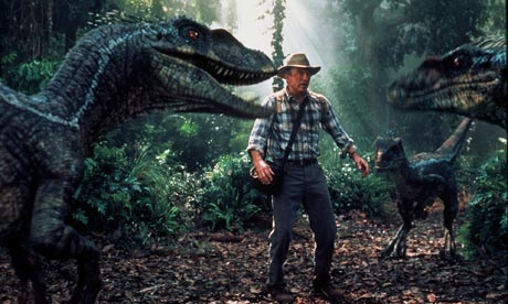 The original 'Jurassic Park' will be shown at Canalside.