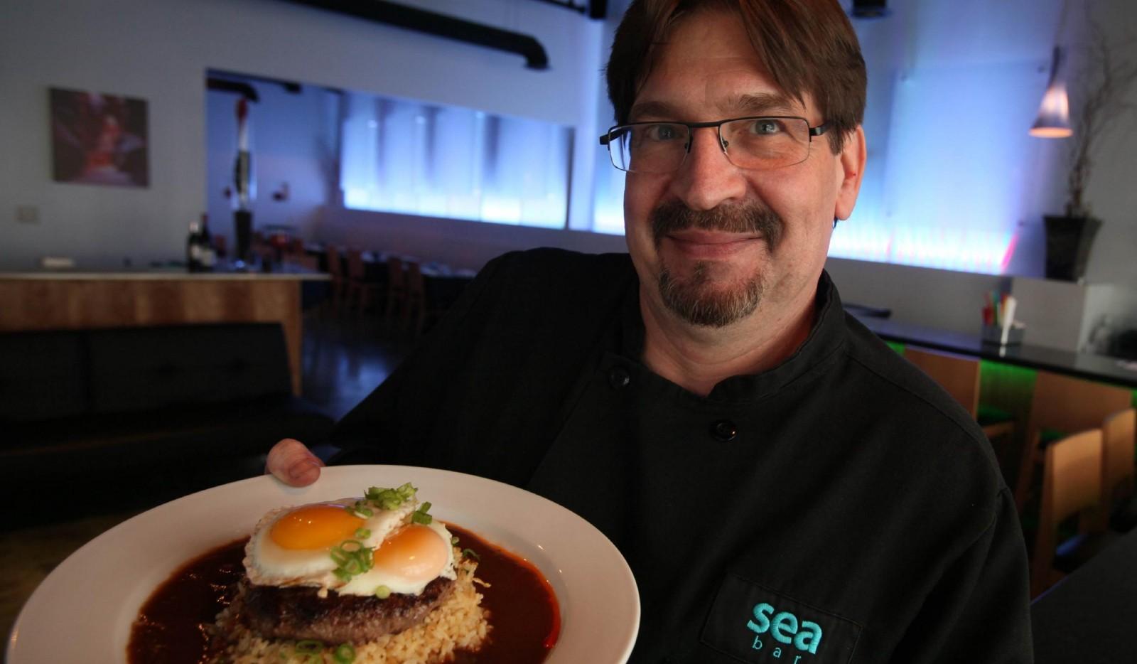 Esteemed chef Mike Andrzejewski will serve Hawaiian-influenced dishes at Midnight Mass. (Robert Kirkham/Buffalo News file photo)
