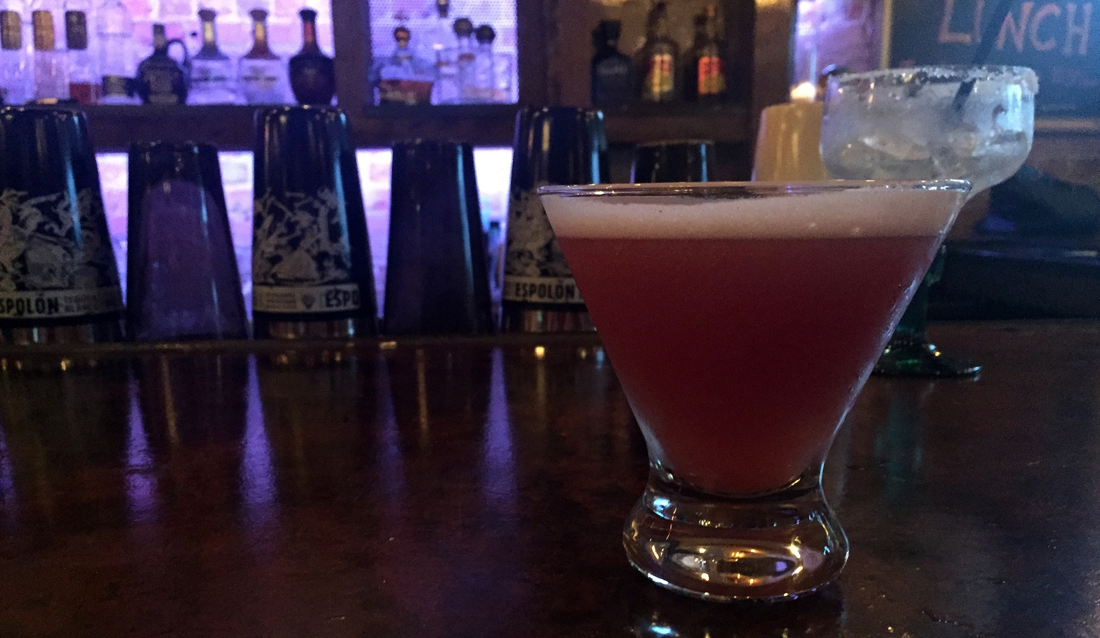 The Mad Hatter from Cantina Loco. (Lizz Schumer/Special to The News)
