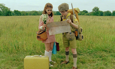 'Moonrise Kingdom' will be shown as part of Tuesday Night Flicks @ Canalside.