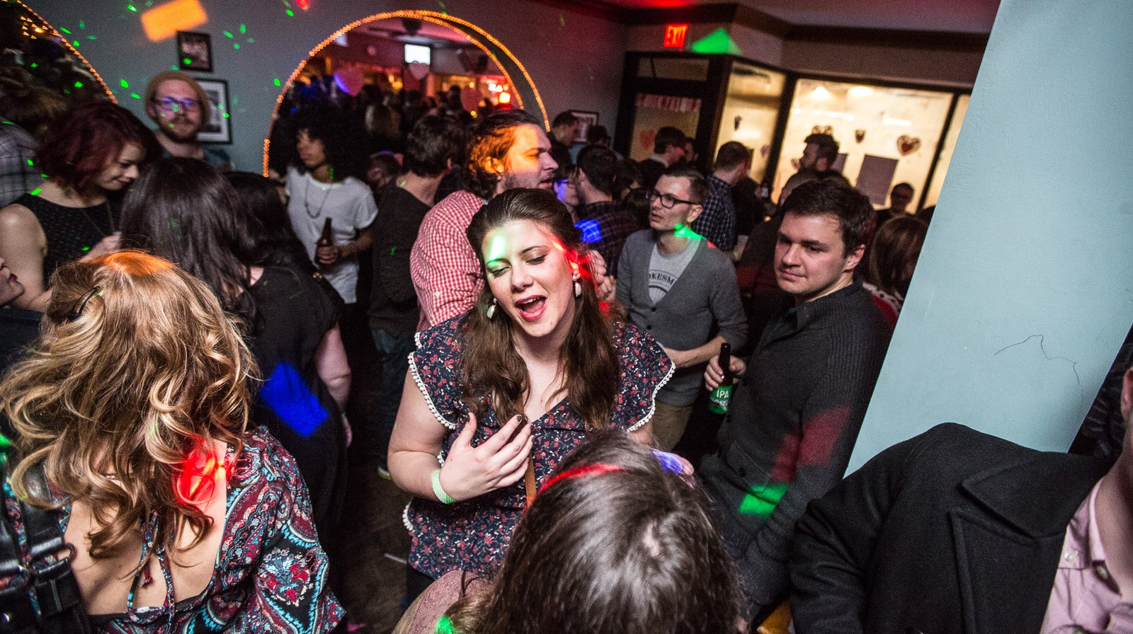 Sugar City Soul Night at Milkie's is a terrific place to dance. (Chuck Alaimo/Special to The News)