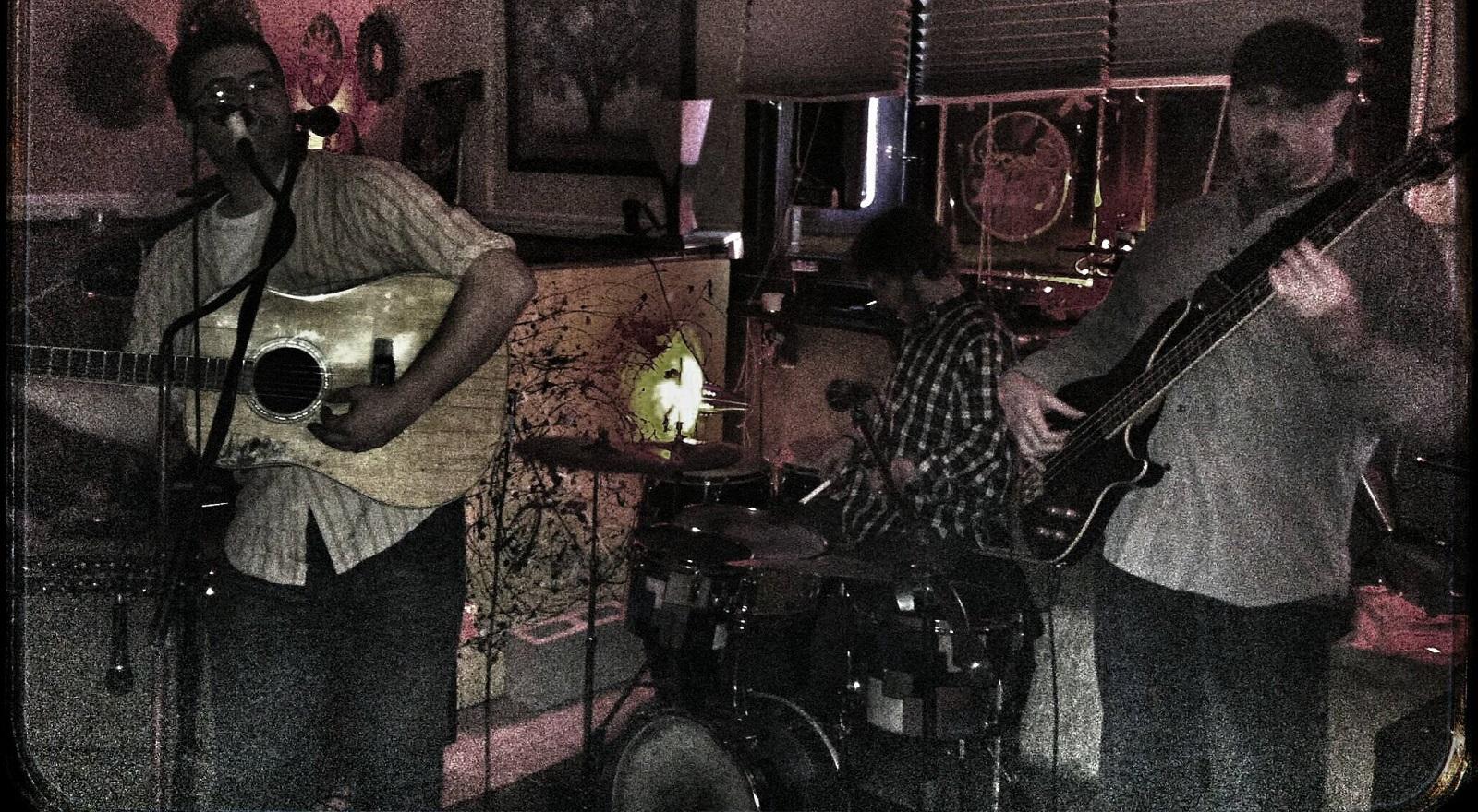 Buffalo band Wakos performs at Dinosaur Bar-B-Que on Friday. (via Wakos Facebook page)