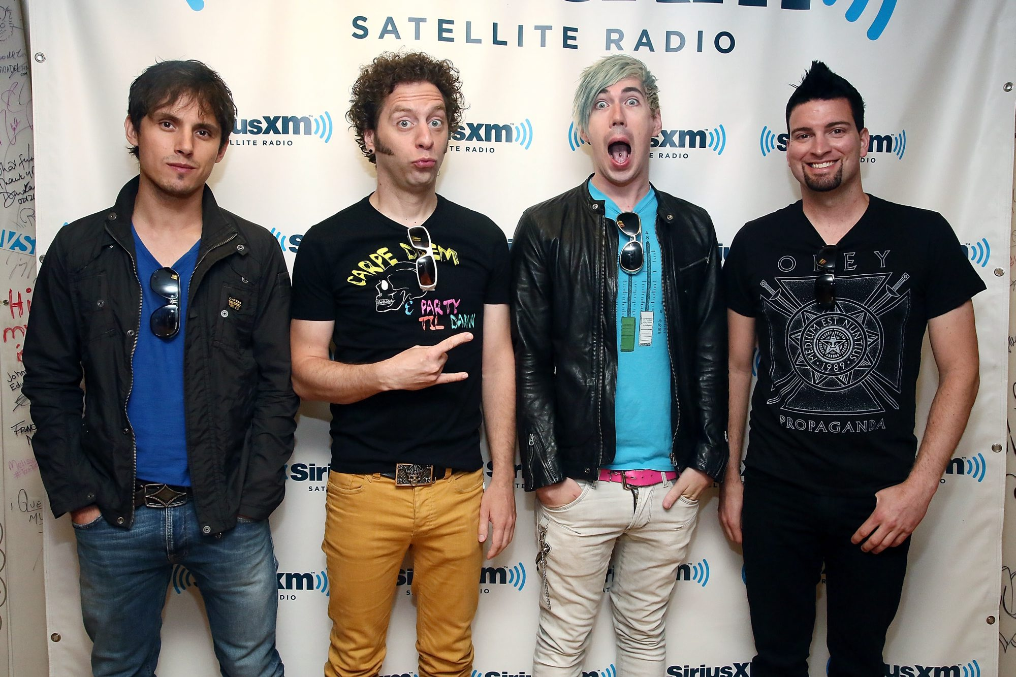 Marianas Trench performs Wednesday at Artpark.