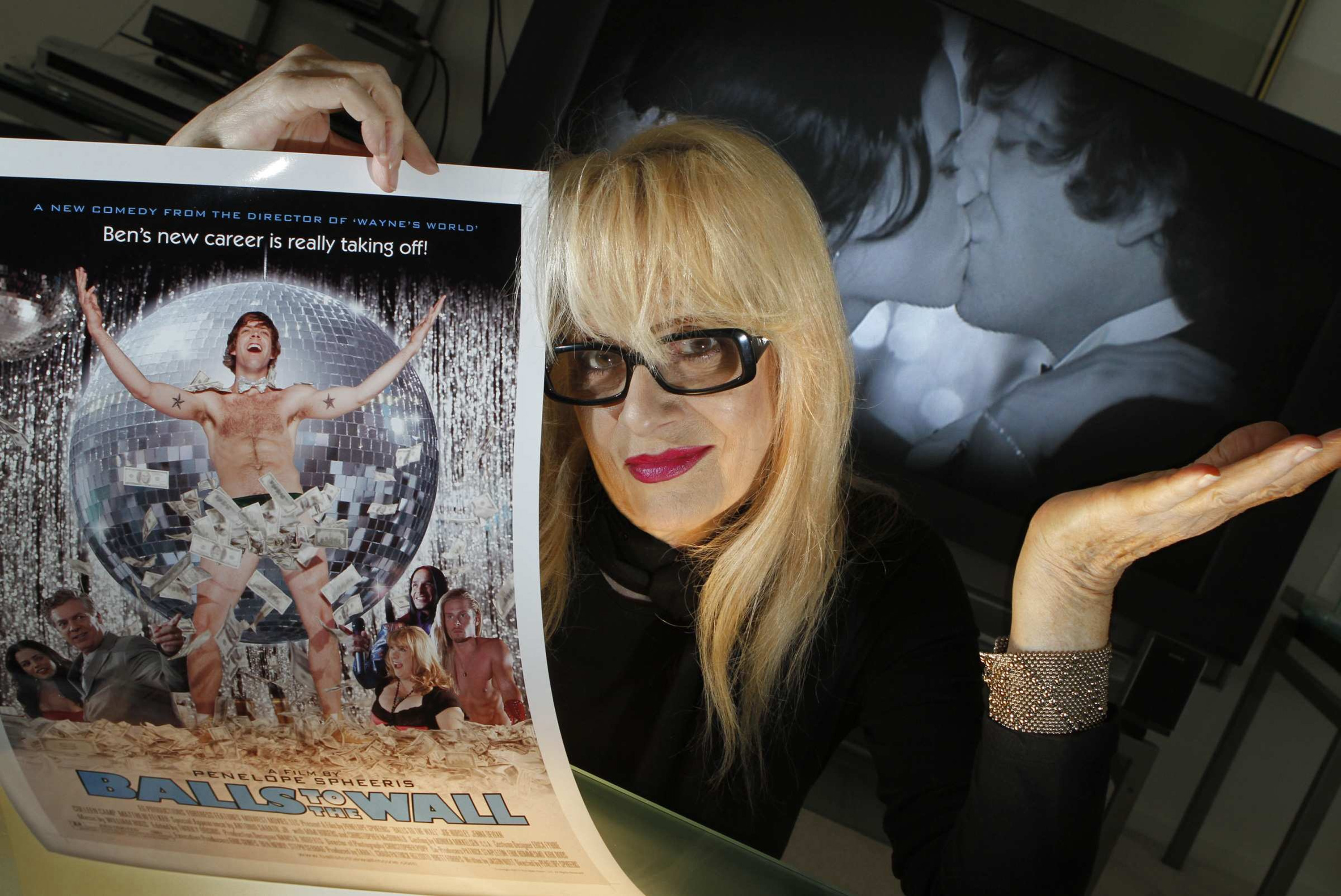 Filmmaker Penelope Spheeris has begun work on a fourth music documentary.