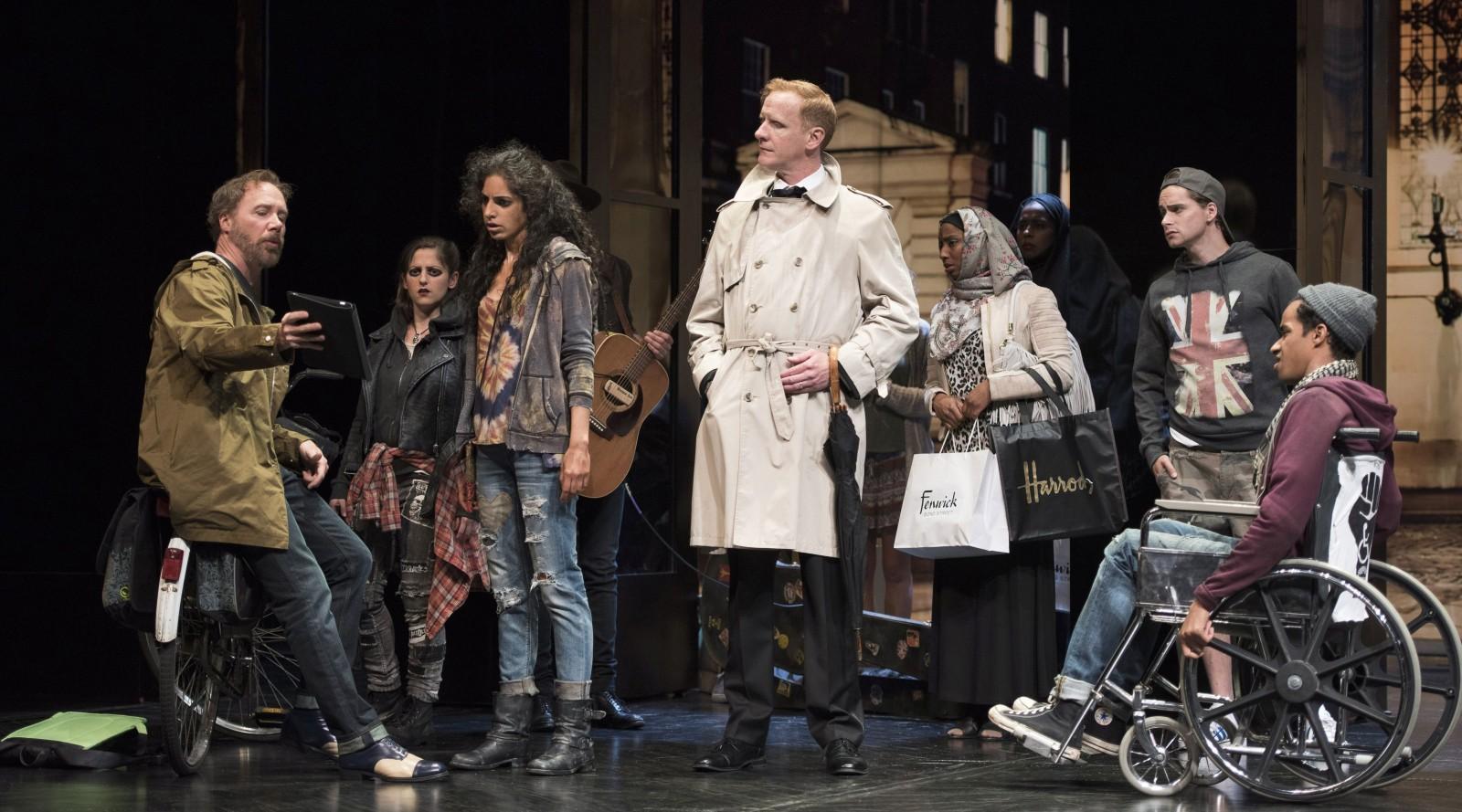 "The Shaw Festival's contemporary take on ""Pygmalion"" runs through Oct. 24 in the Festival Theatre."