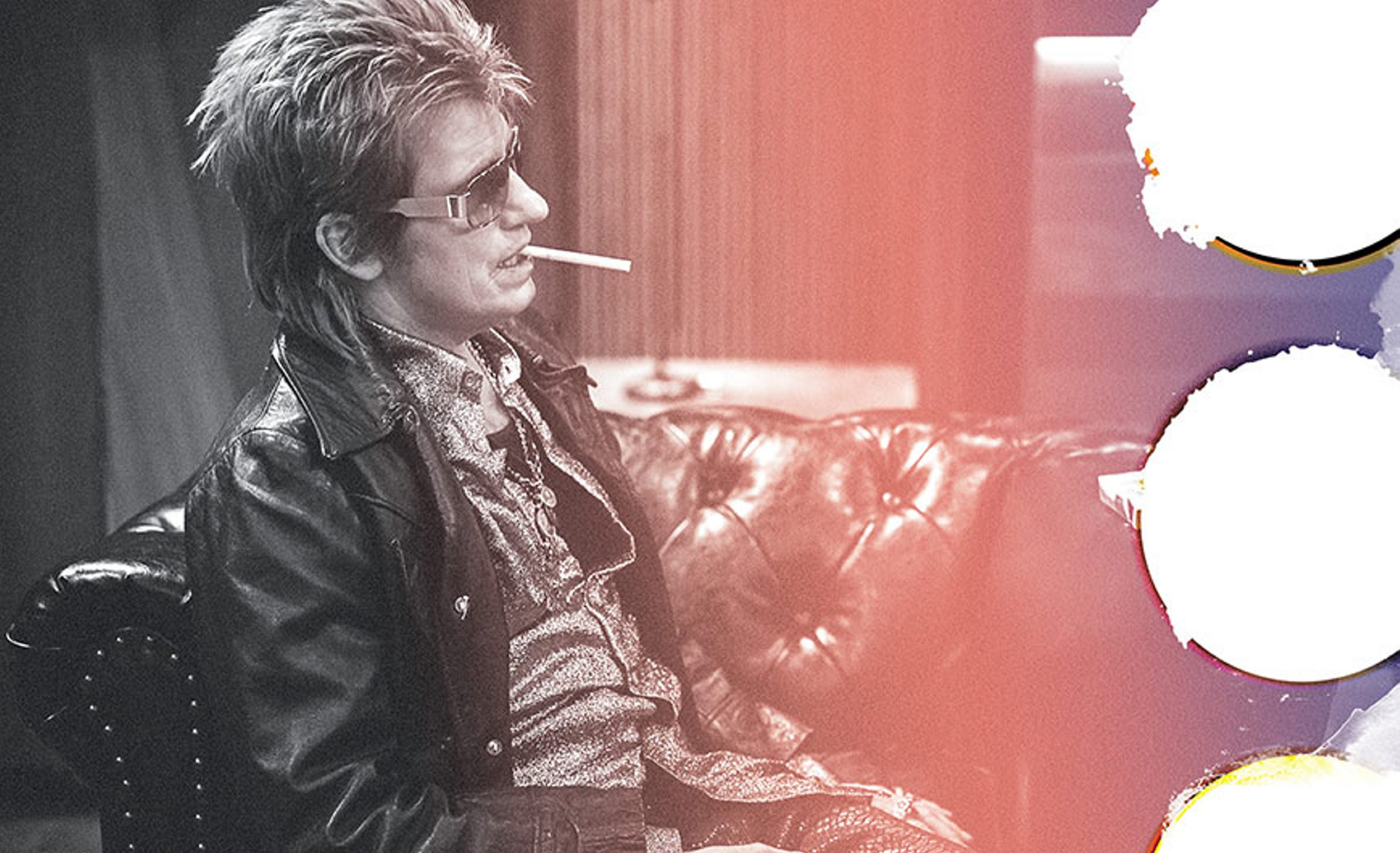 "Denis Leary stars as an aging rocker in the new FX series ""Sex, Drugs and Rock and Roll,"" which premieres at 10 p.m. Thursday."