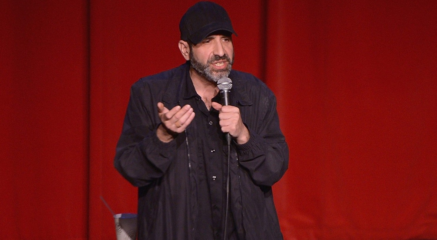 Dave Attell will be at Helium Comedy Club. (Getty Images)