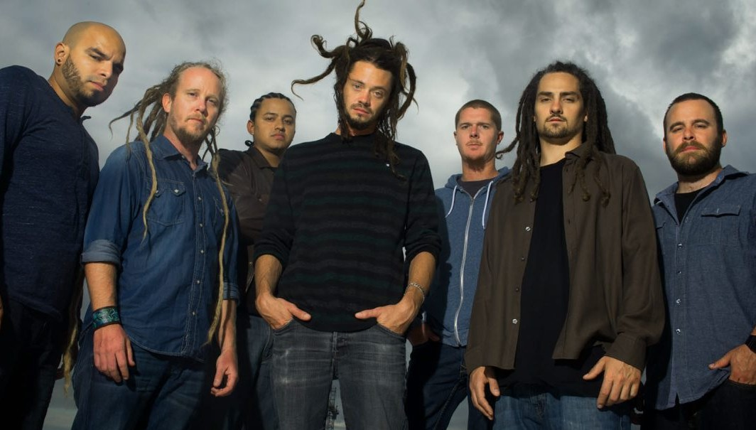 SOJA performed Friday in a free show at Gratwick Riverside Park.