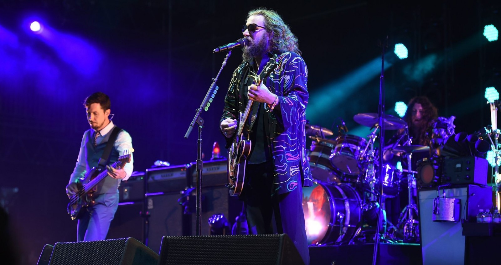 Jim James and My Morning Jacket will be at Artpark on Wednesday.