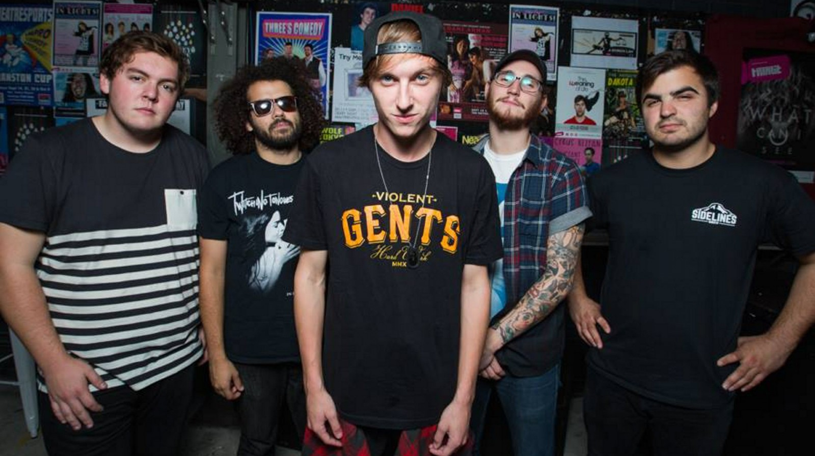 Albany pop-punk band State Champs performs Sunday in the Waiting Room.