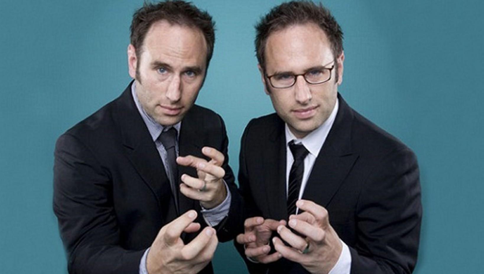 The Sklar Brothers have a new set of jokes about Buffalo.