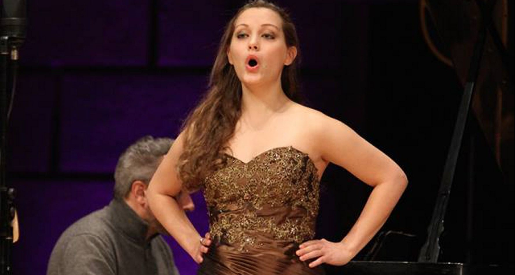 Enjoy shows on Friday and Saturday at Kleinhans Music Hall. Pictured is Emily Helenbrook, a 20-year-old soprano, who will perform Saturday.