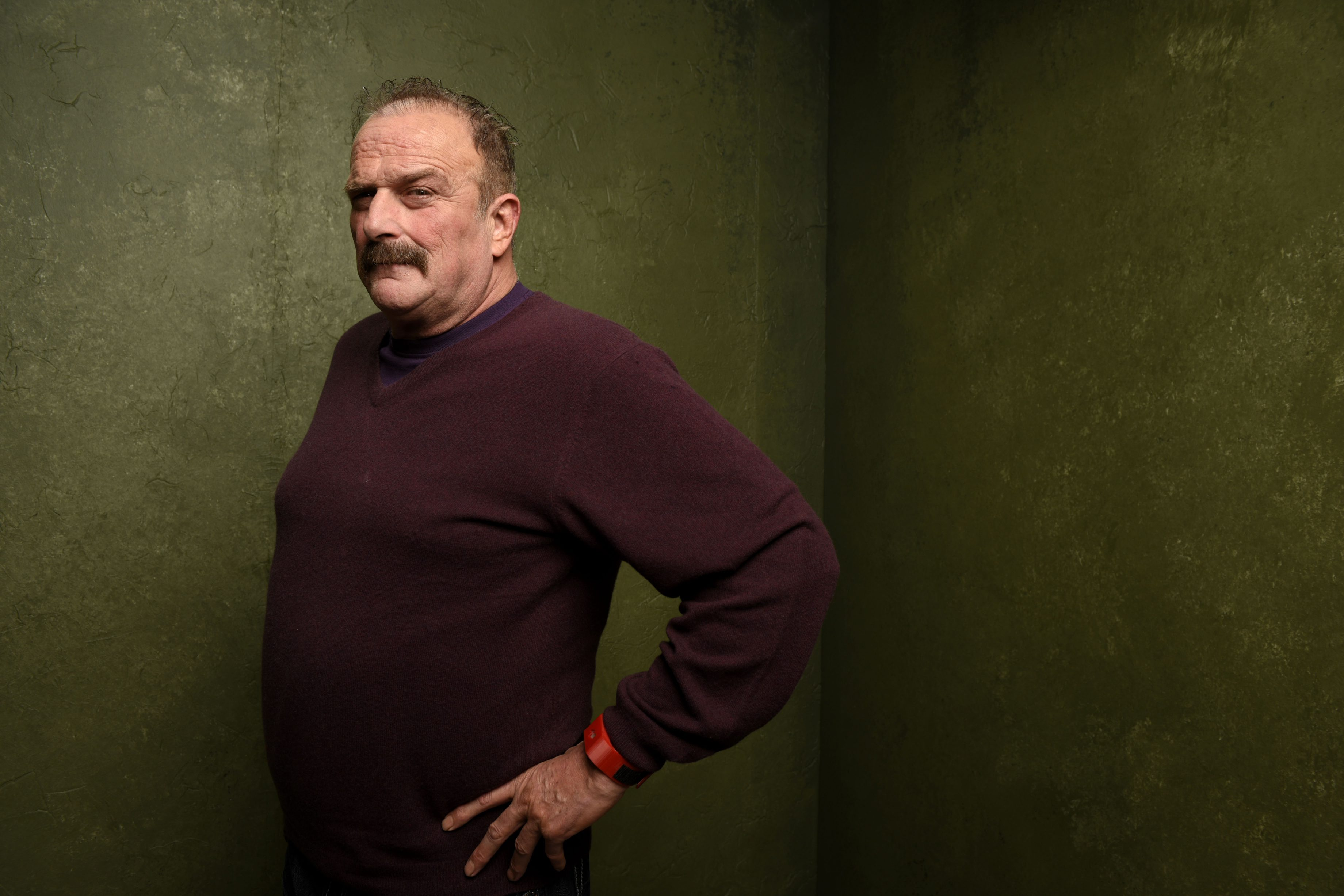 "Former wrestler Jake ""The Snake"" Roberts will be at 1811 Comics in Williamsville on Saturday. (Getty Images)"