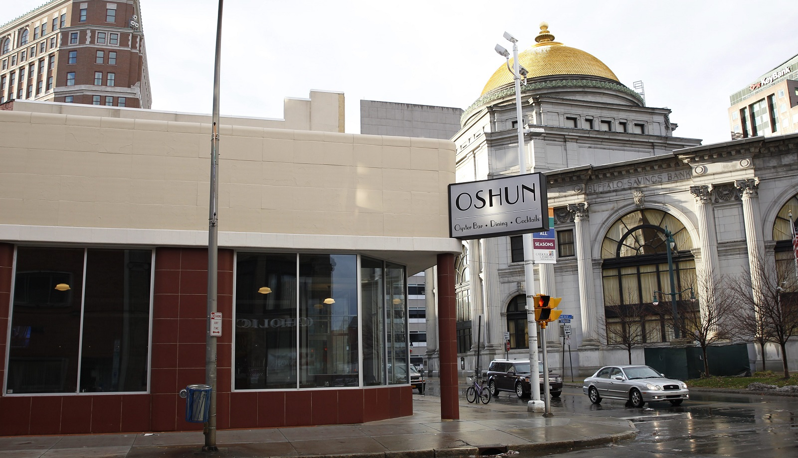 Oshun opened in downtown Buffalo in late summer 2014. (Sharon Cantillon/Buffalo News file photo)