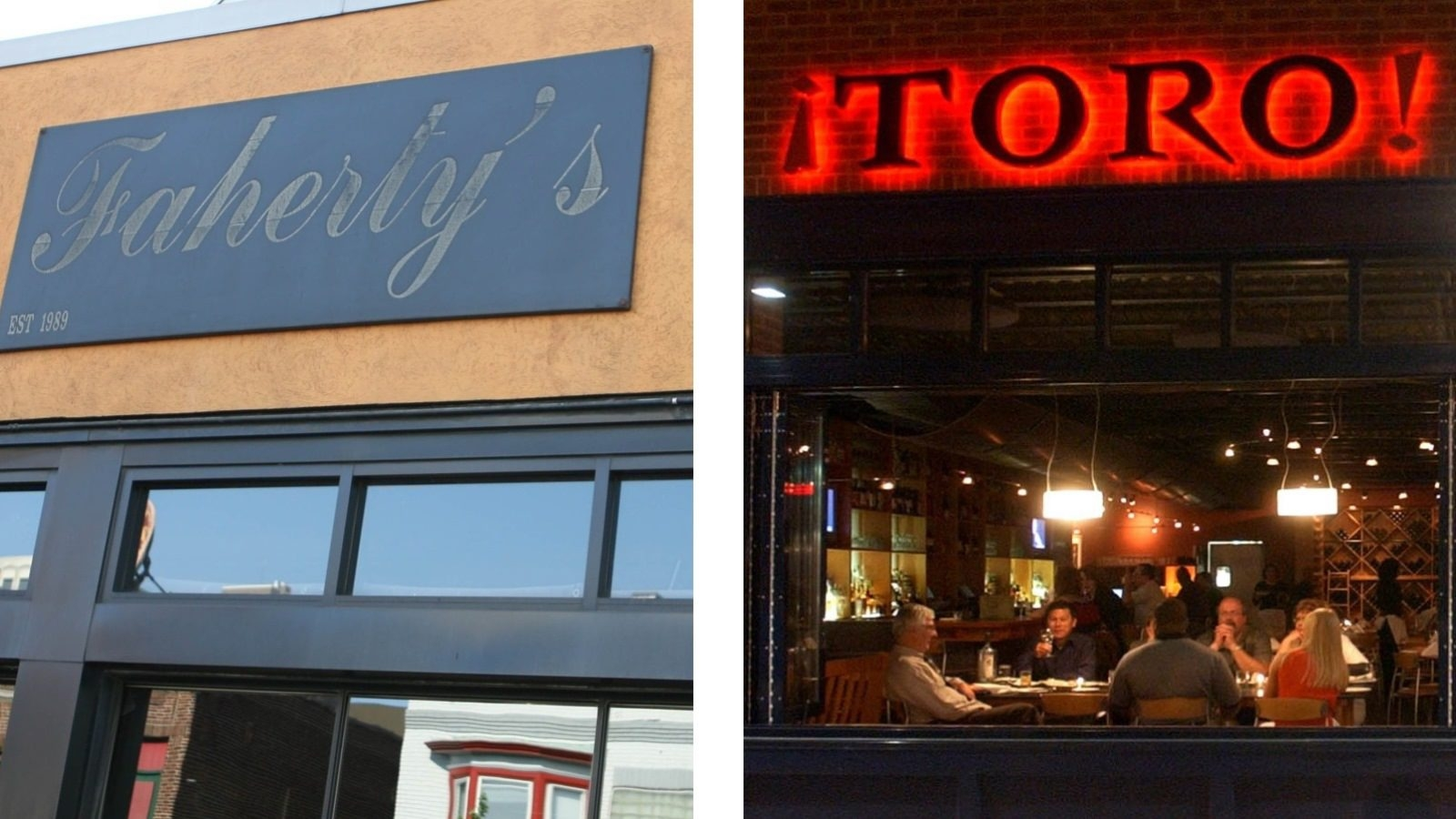 Nick Kotrides closed Faherty's and Toro Tapas Bar as a condition of receiving a license to operate his distillery.