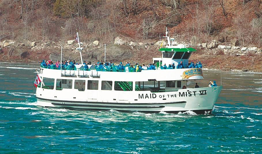 Season extended for Maid of the Mist