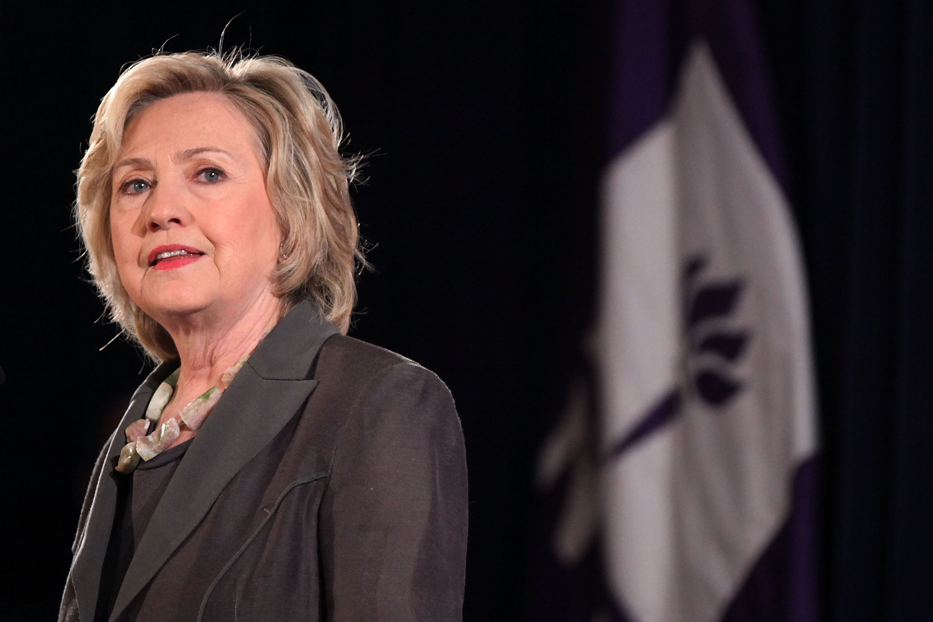 Hillary Clinton owes the public a clear explanation of why she used a private email server while she was secretary of state. (Getty Images)