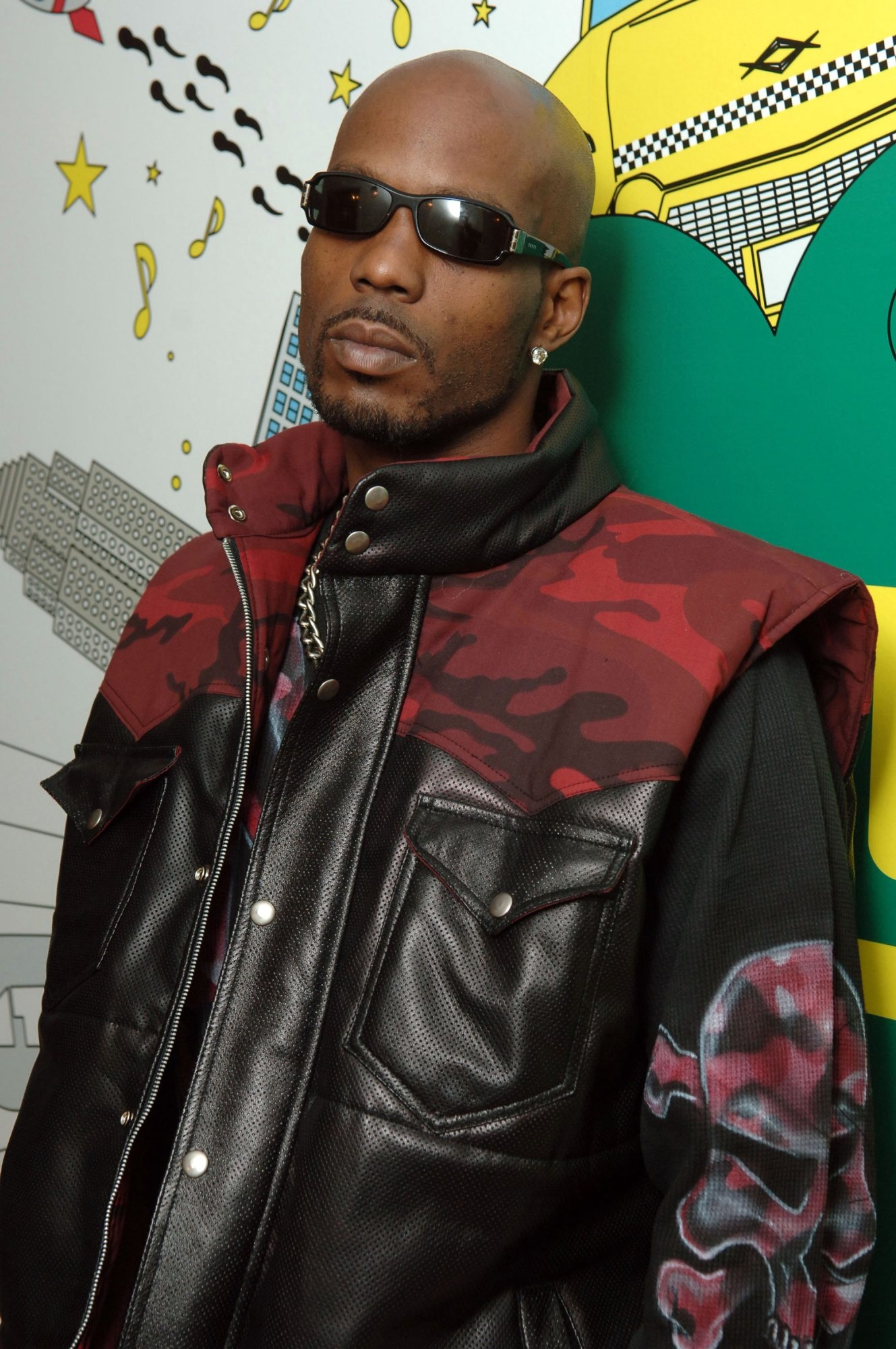 DMX was arrested in N.Y. City on June 26.