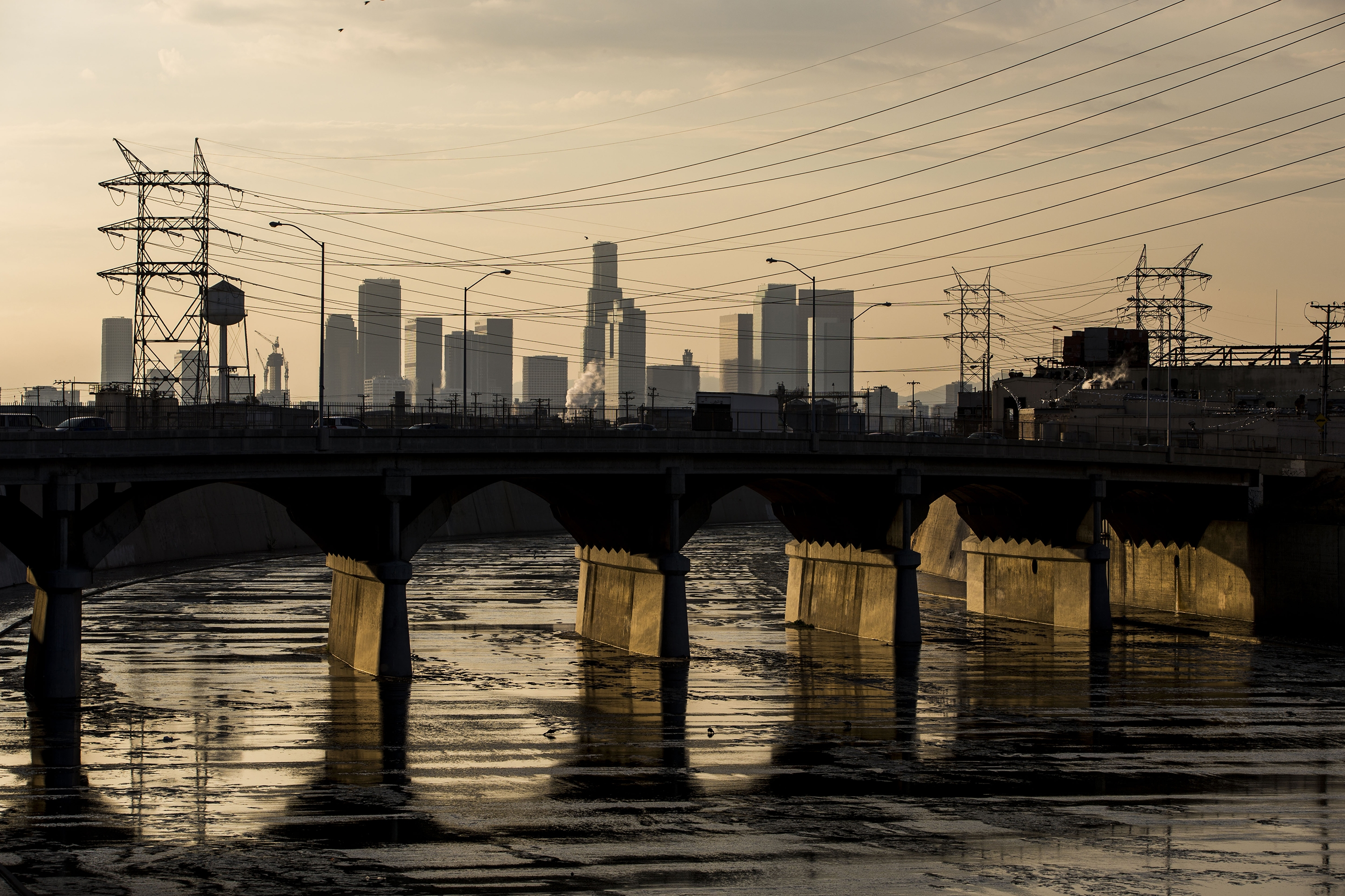 """In """"True Detective,"""" the fictional Vinci seems a lot like the real city of Vernon, Calif., at its nadir. The two show striking similiarities; the second season was even filmed in Vernon itself."""