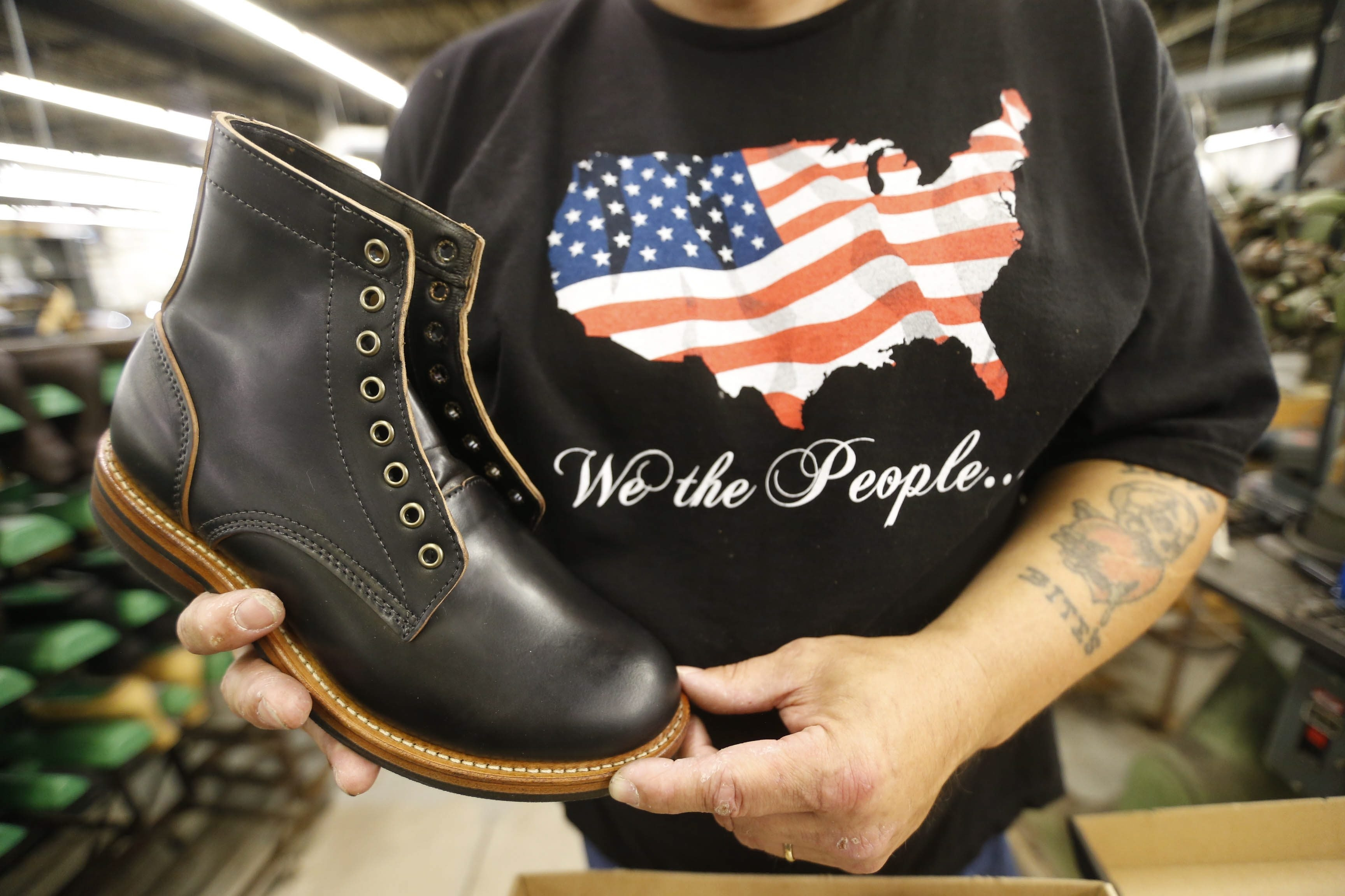 P.W. Minor wants to be completely American- made, after outsourcing production to China.