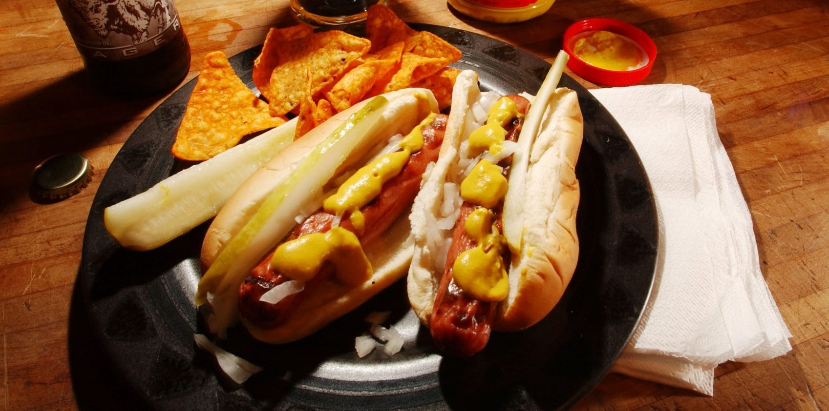 Sahlen's is test-marketing its products at 60 Harris Teeter grocery stores in the Charlotte-Mecklenburg County area.