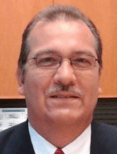 William Tiger, manager of the Lockport GM plant. (GM photo)