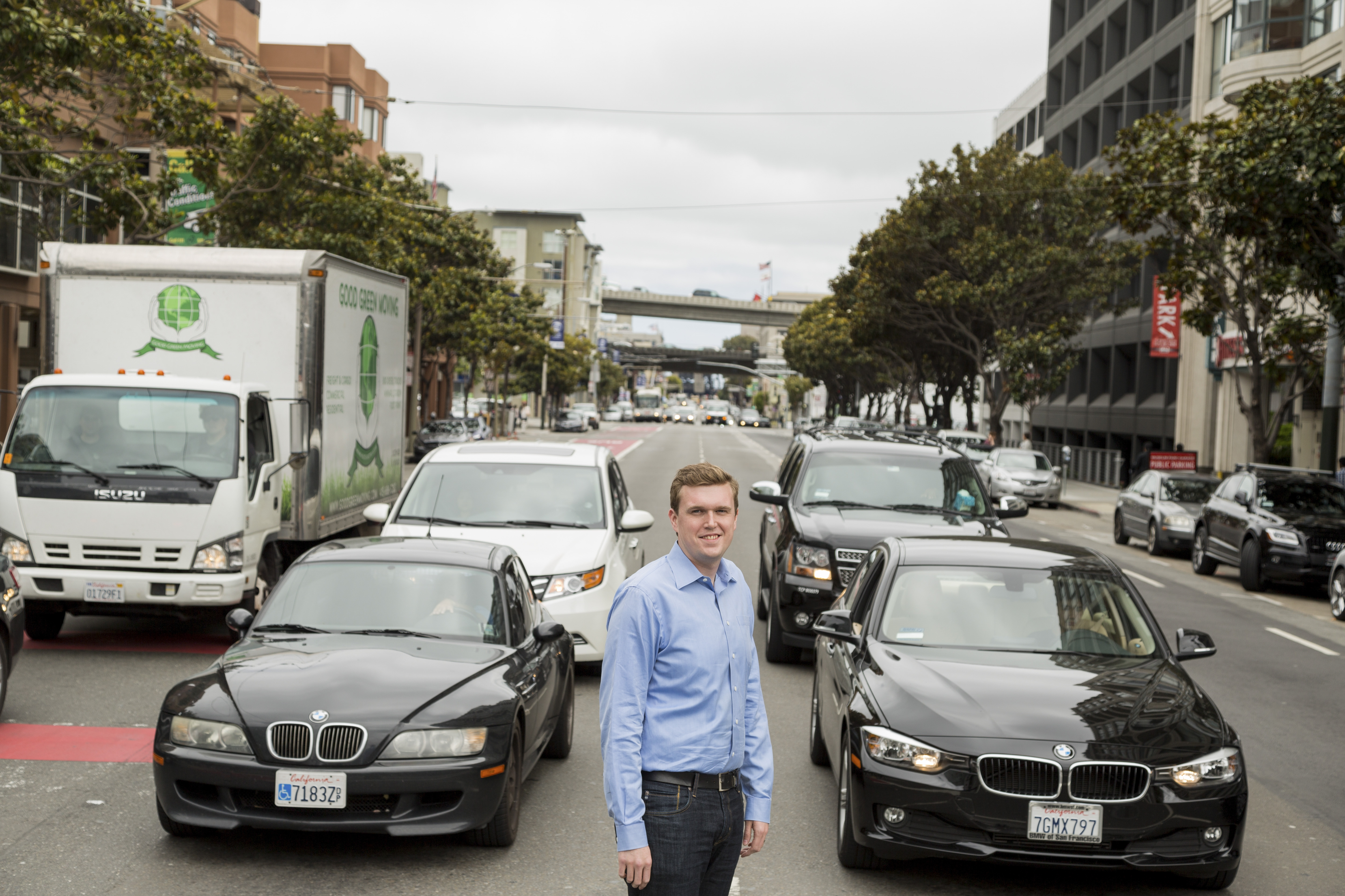 Dan Preston is chief executive of Metromile, an automotive insurer that tracks a vehicle's use with a device. Devices that track driver behavior promise better pricing of insurance premiums, but they raise concerns about privacy.