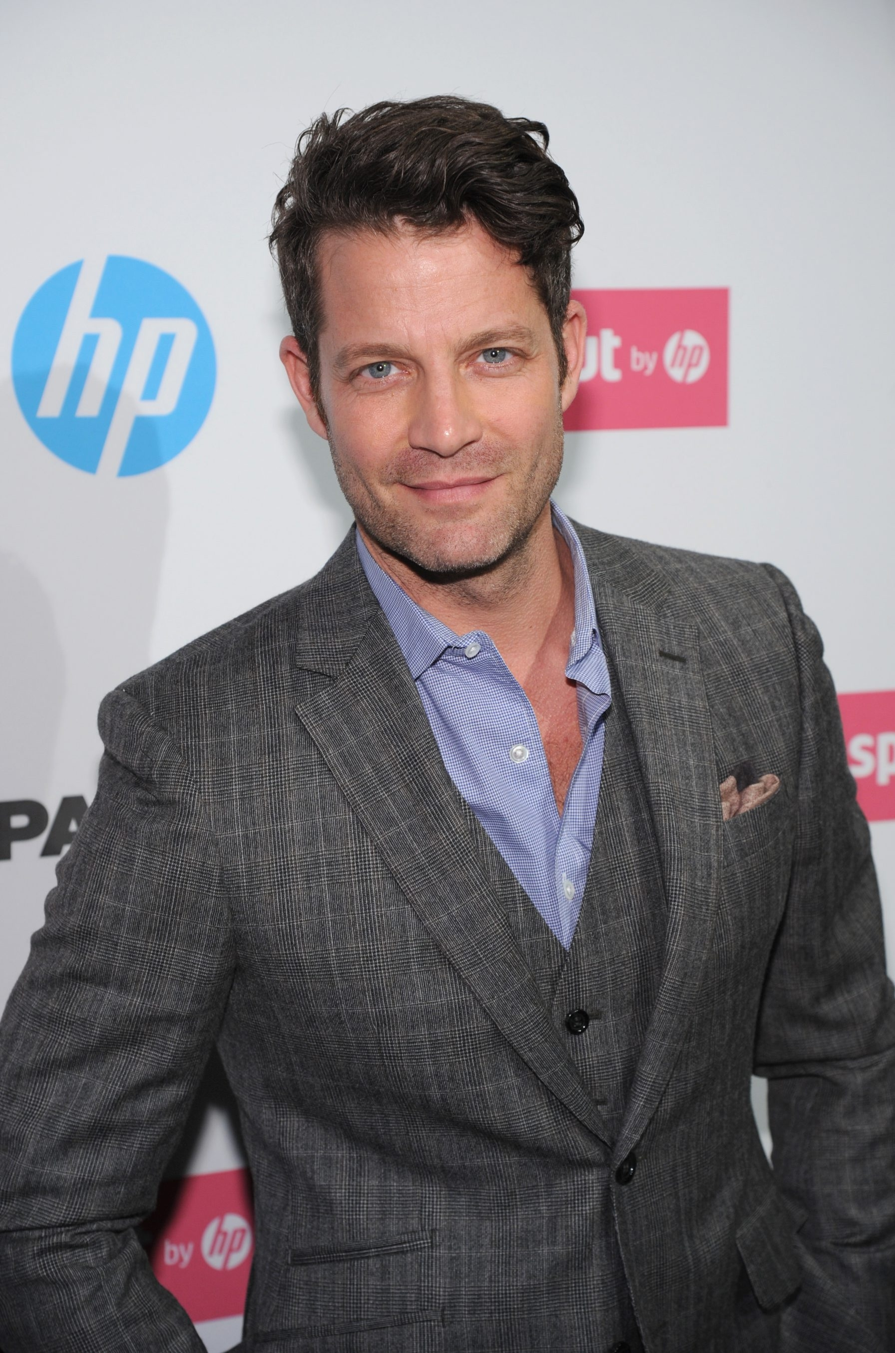 NEW YORK, NY - OCTOBER 29:  Interior designer, author, TV host and television personality Nate Berkus attends the red carpet at the Sprout by HP and HP Multi Jet Fusion 3D Printer Launch Event in New York City.  (Photo by Bryan Bedder/Getty Images)